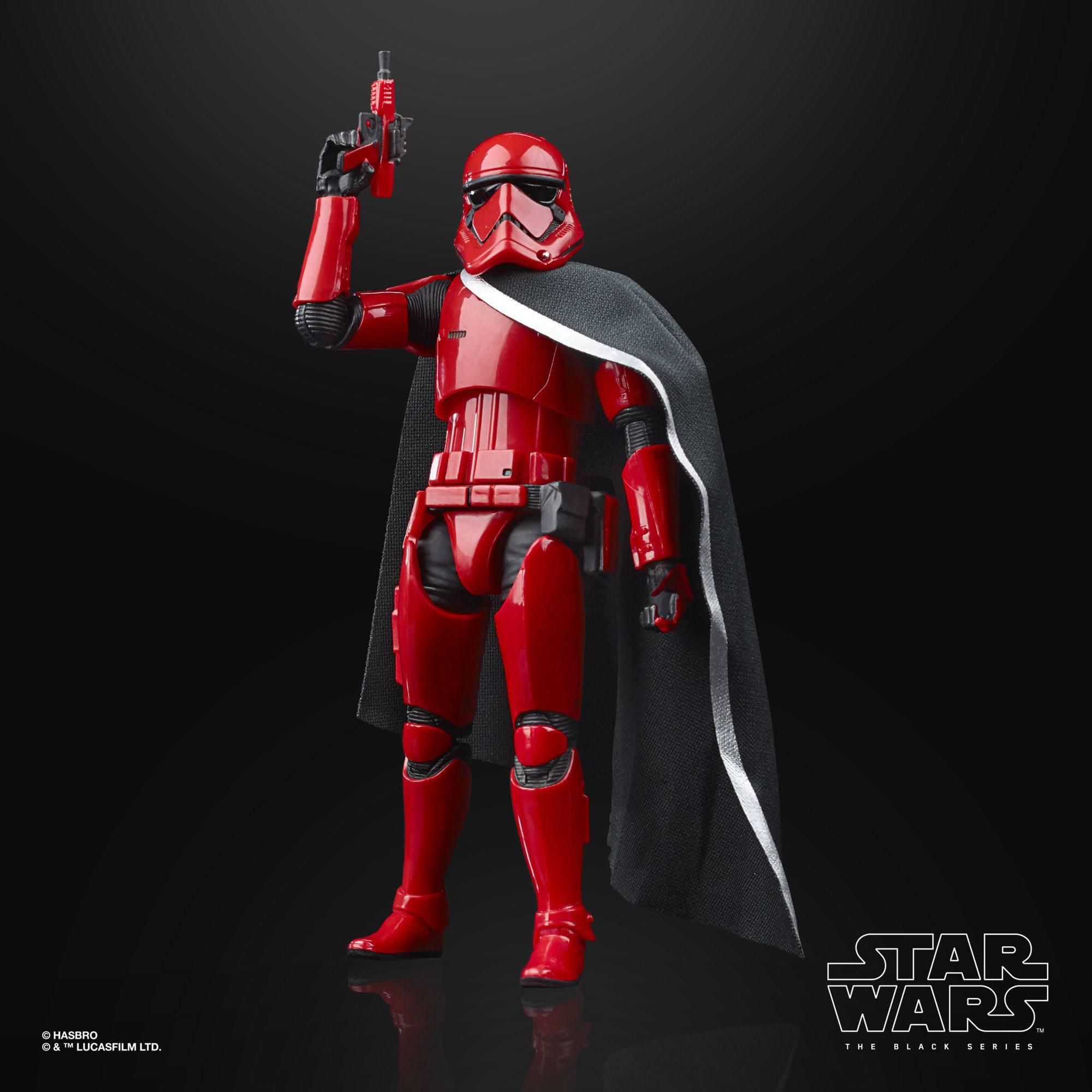 Star Wars Galaxy's Edge Black Series Captain Cardinal 15 cm HASE9700 5010993729937