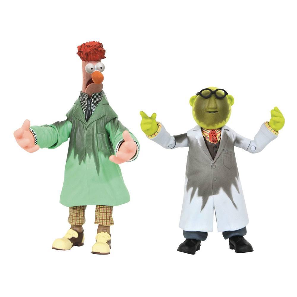 The Muppets Actionfiguren Box Set Lab Accident Bunsen & Beaker SDCC 2021 Previews Exclusive DIAMDEC208516 699788844328