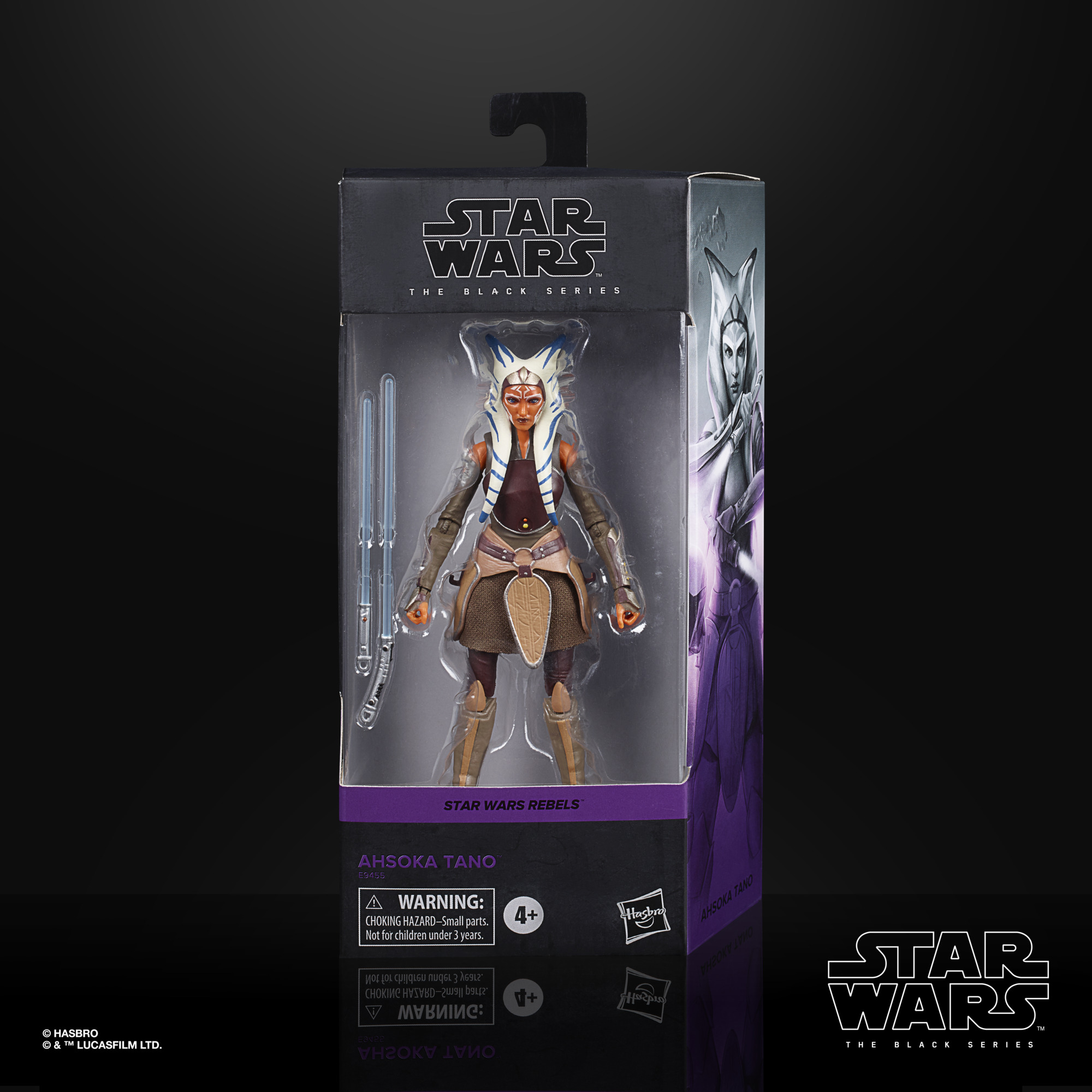 Star Wars The Black Series Ahsoka Tano Action Figure 15cm E94555L00 5010993750153
