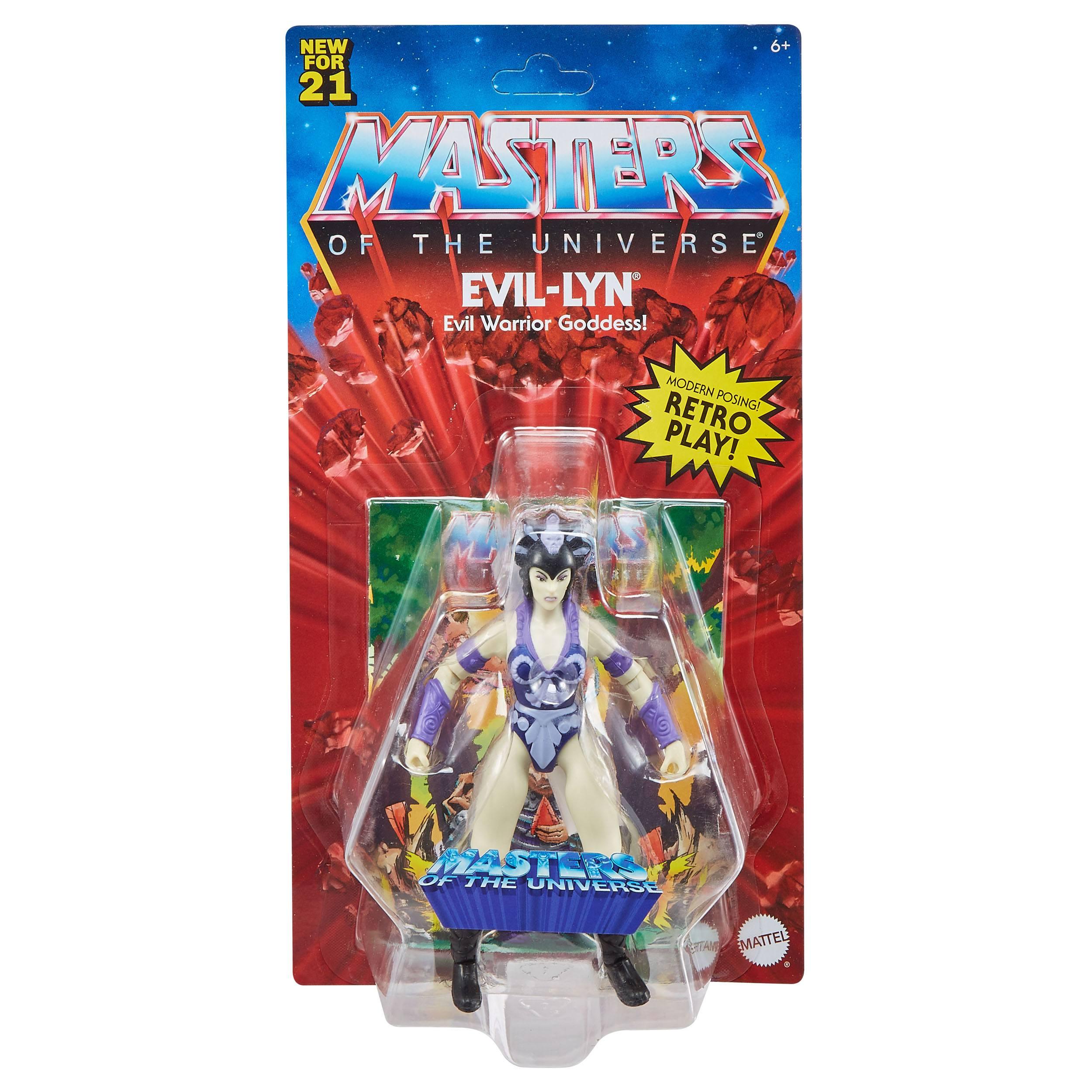 Masters of the Universe Origins Actionfigur 2021 Evil-Lyn 2 14 cm (EU Karte) GYY22 887961982879