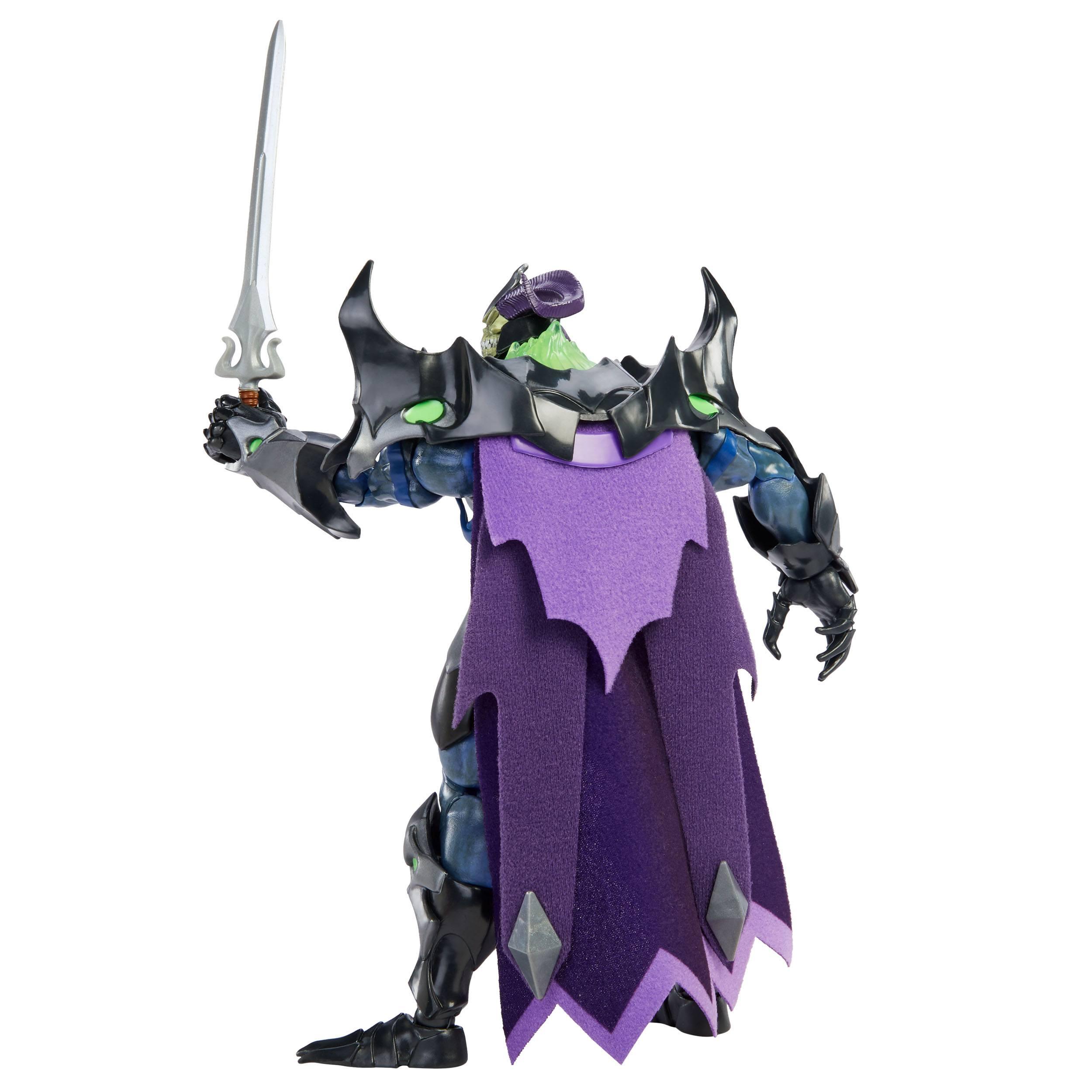 Masters of the Universe: Revelation Masterverse Actionfigur 2021 Skelegod 23 cm MATTGYV17 0887961979923