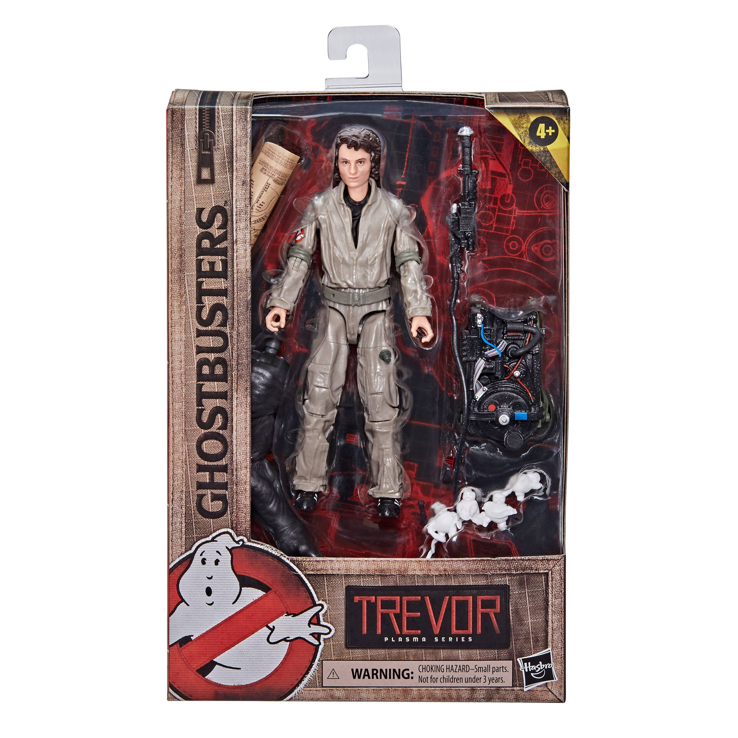 Ghostbusters Plasma Series Ghostbusters: Afterlife Trevor  5010993853250