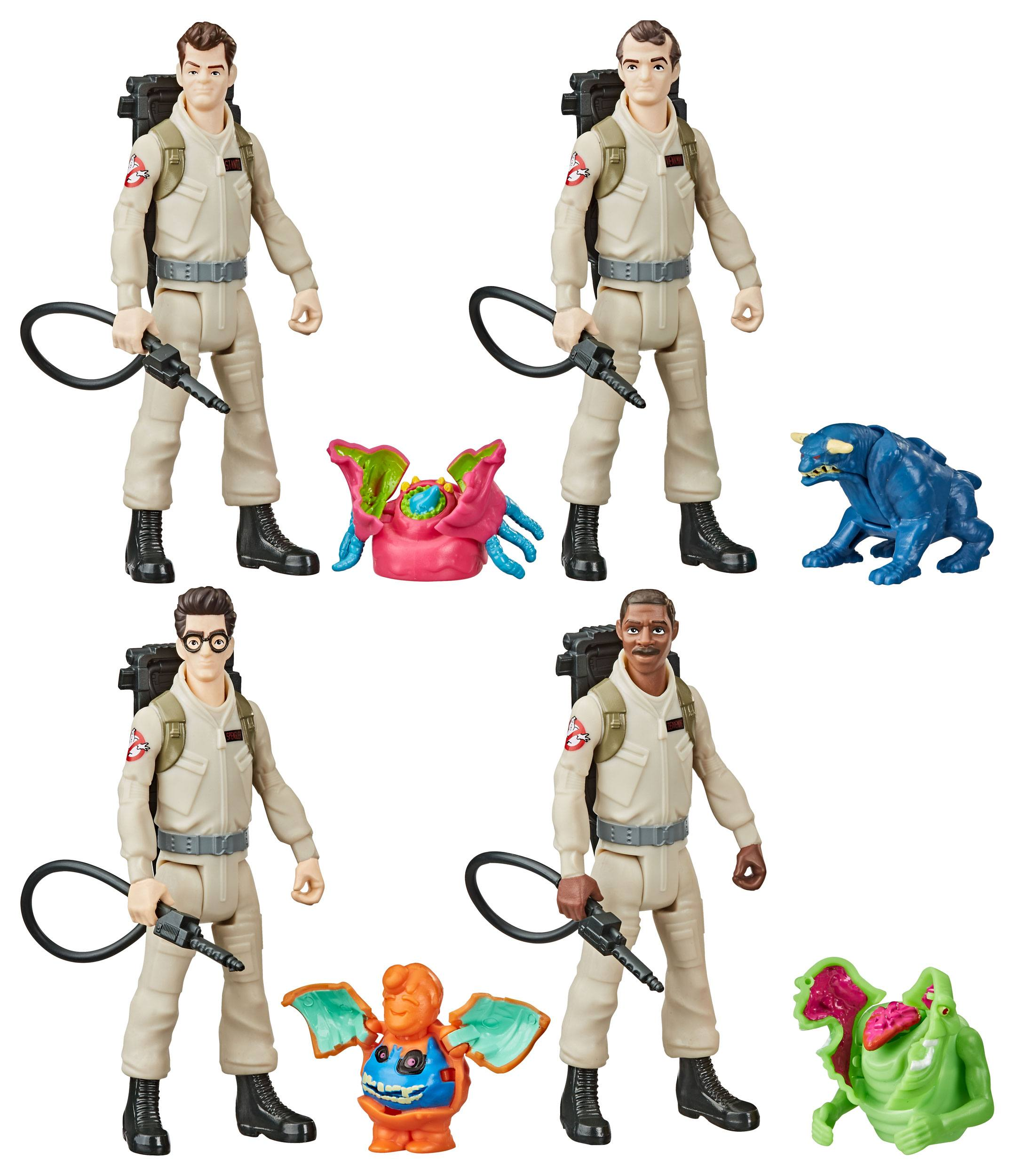 Ghostbusters Fright Features Assortment (4) Wave 2 E95445L01 05010993689361