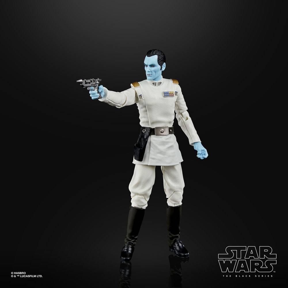 Star Wars Black Series Archive 50th Anniversary Thrawn F1308  5010993813407