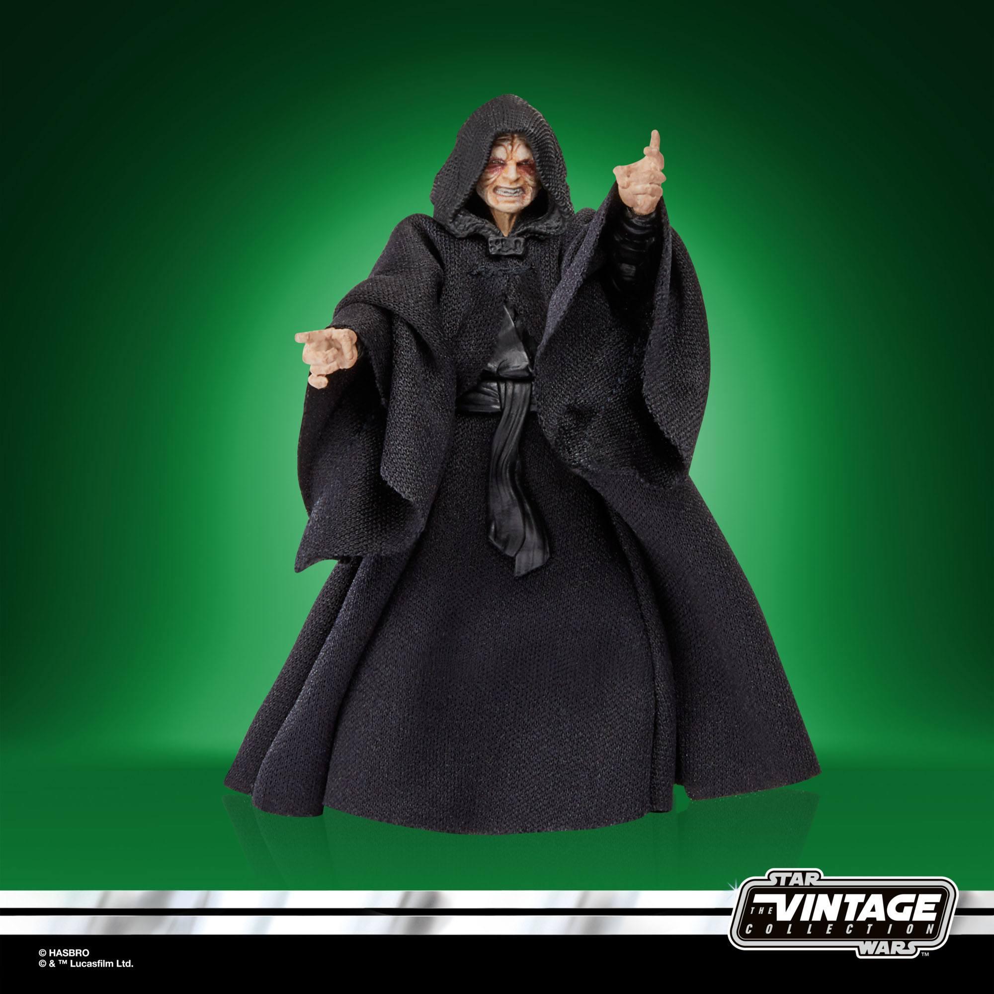 Star Wars Vintage Collection  The Emperor (Episode VI) F19025L00 5010993866335