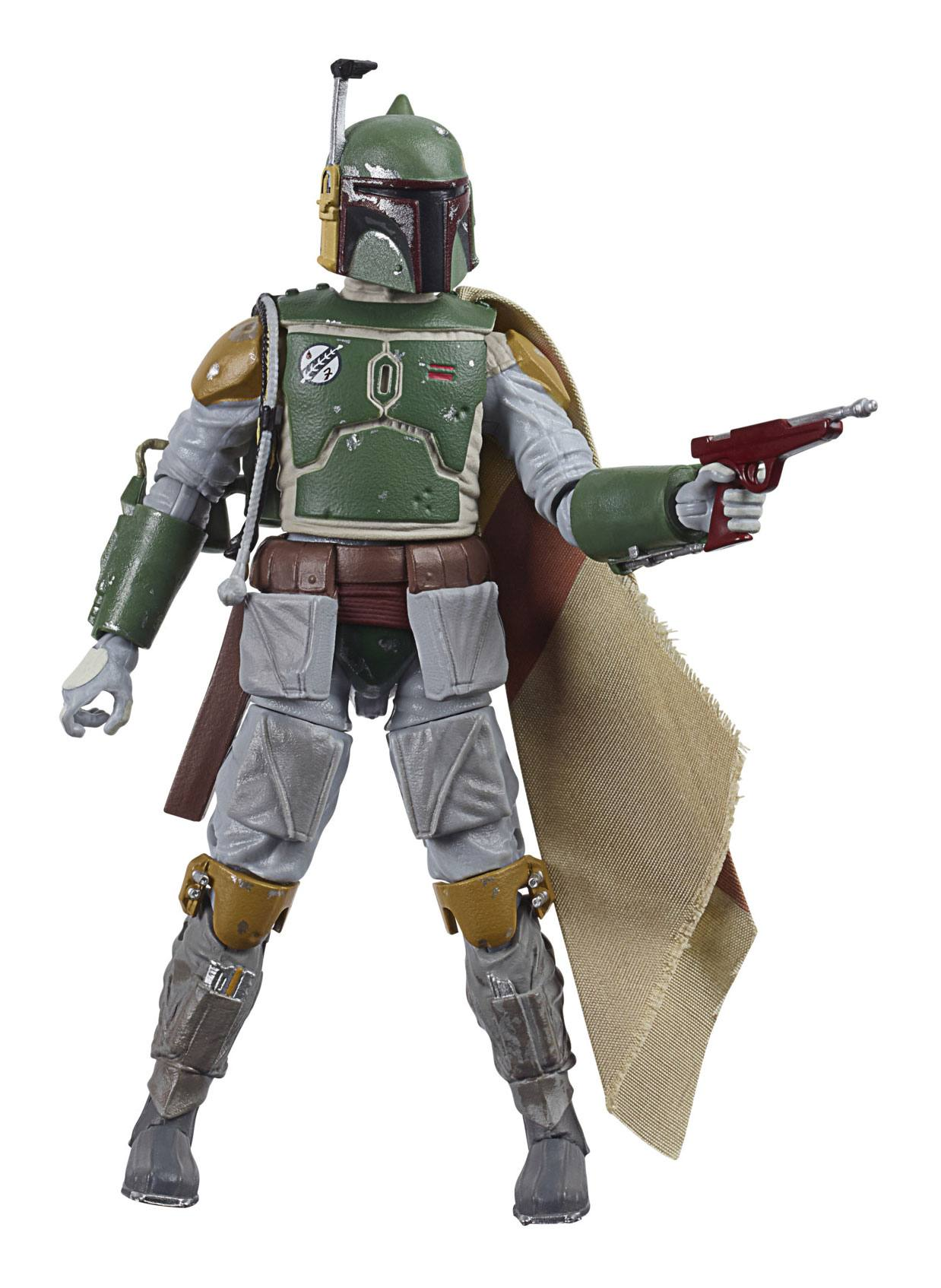"Star Wars The Black Series 40th Anniversary Boba Fett 6"" Reihe E8080  5010993714933"