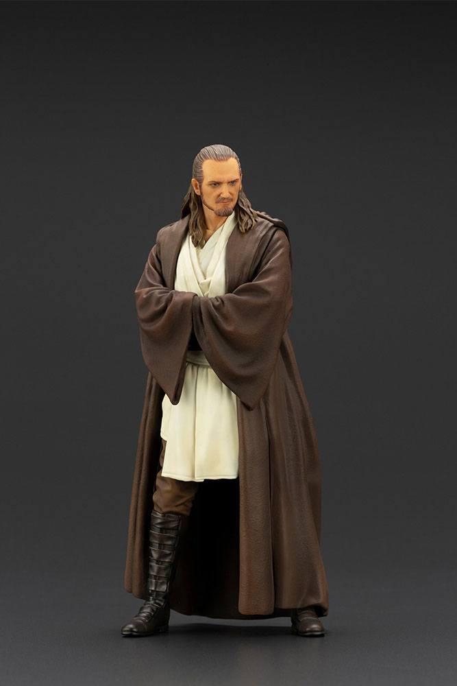 Star Wars Episode I ARTFX+ Statue 1/10 Qui-Gon Jinn 19 cm KTOSW174 4934054023165