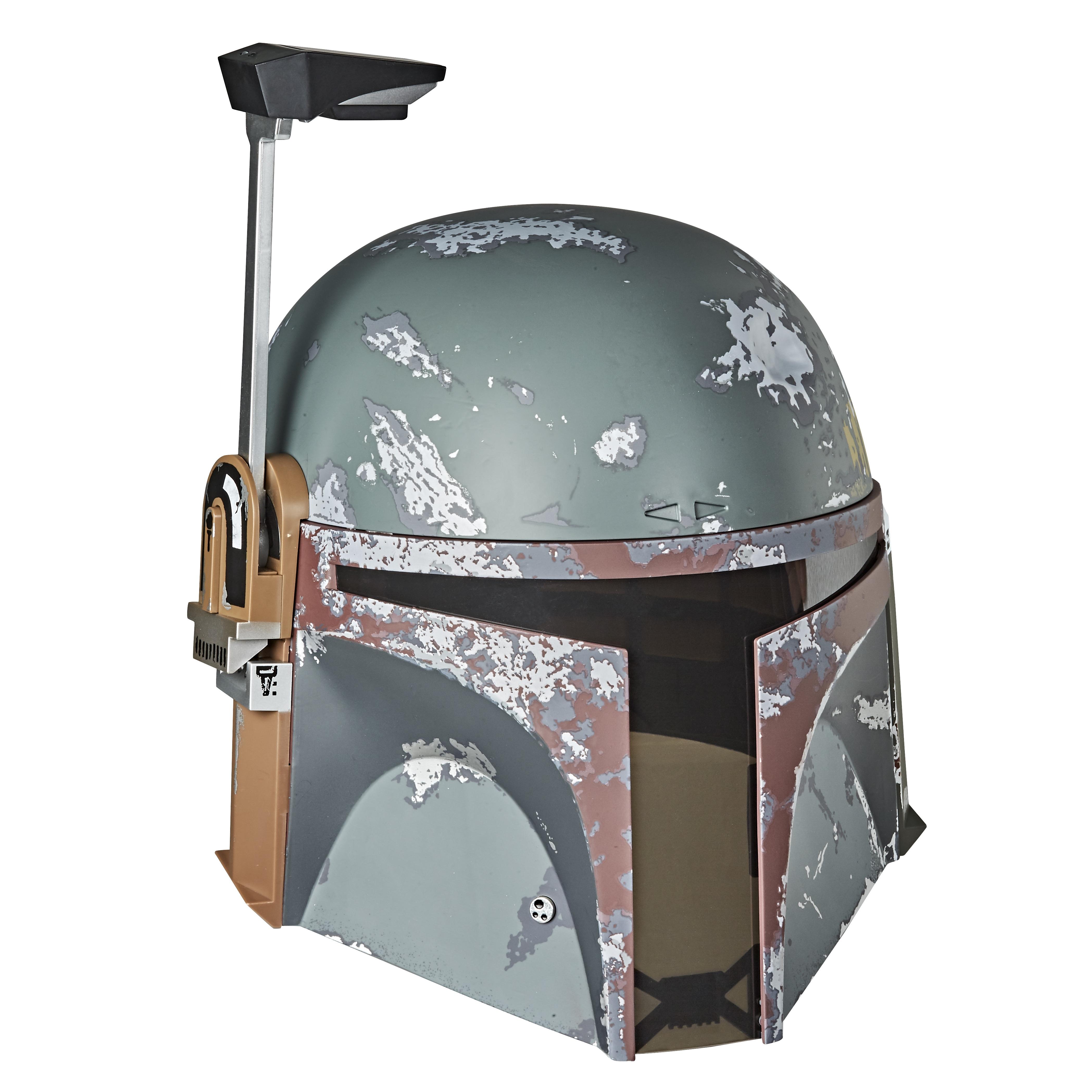 Star Wars Black Series Elektronischer Premium-Helm Boba Fett HASE7543 5010993638895