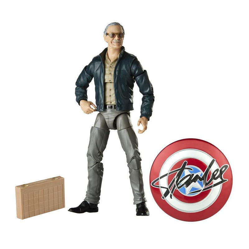 Marvel Legends Series Actionfigur Stan Lee (Marvel's The Avengers) 15 cm HASE9658 5010993697137