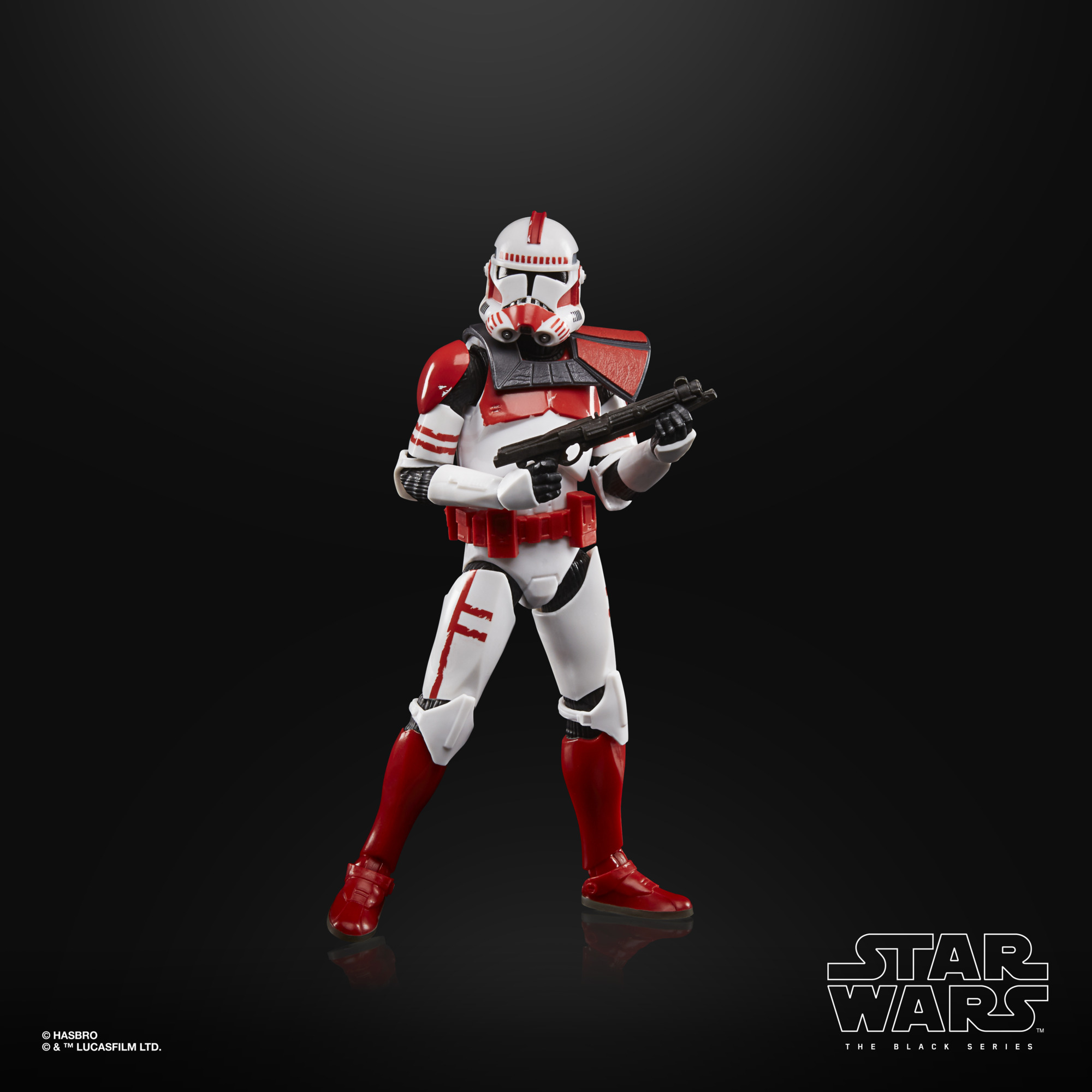 Star Wars The Black Series Imperial Clone Shock Trooper F29315L00 5010993874323
