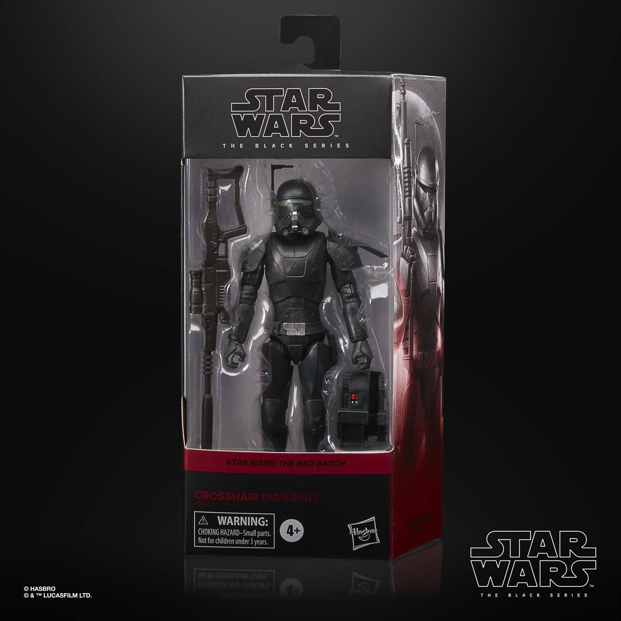 Star Wars The Black Series Crosshair (Imperial) F29335L00 5010993874224