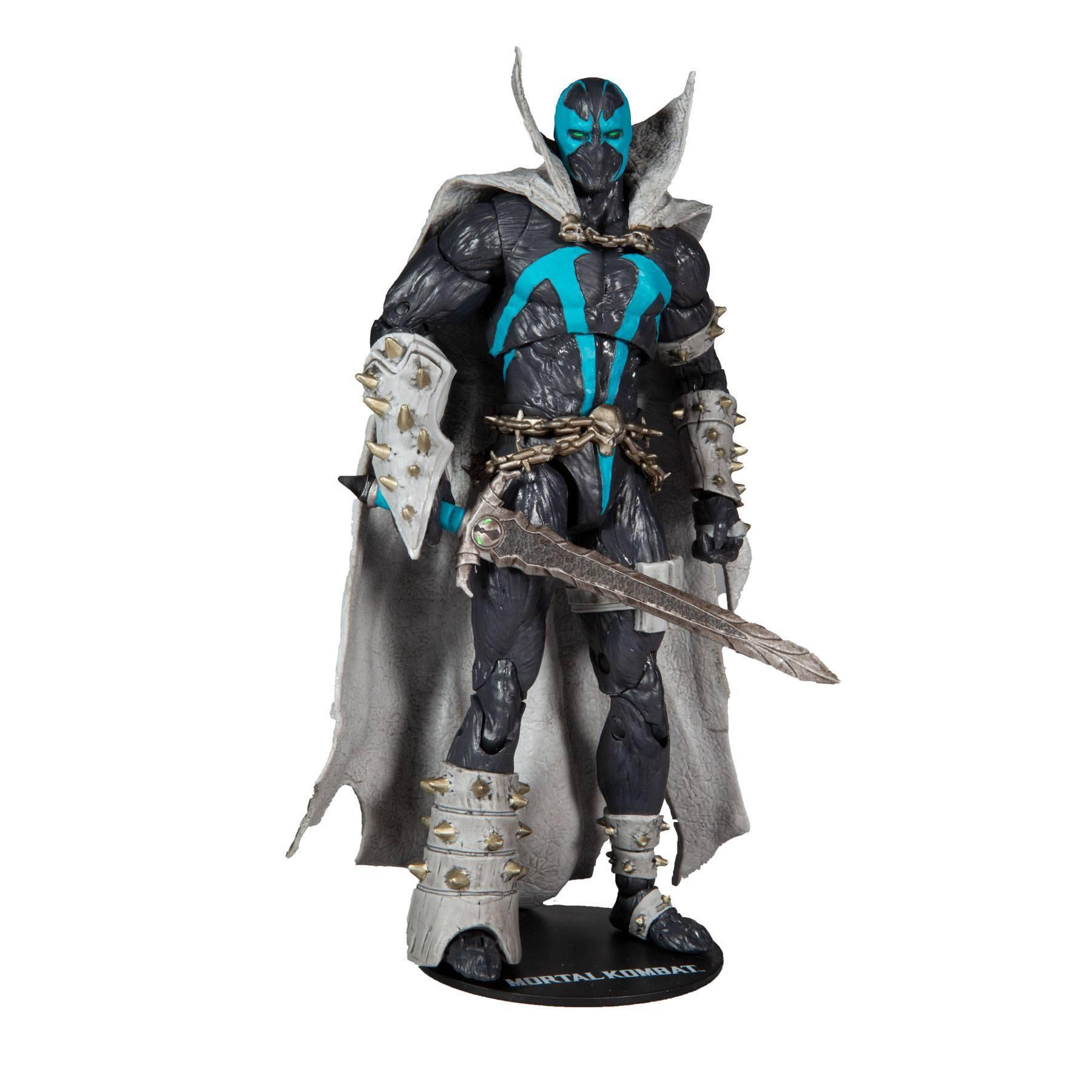 Mortal Kombat Actionfigur Spawn (Lord Covenant) 18 cm MCF11041 787926110418