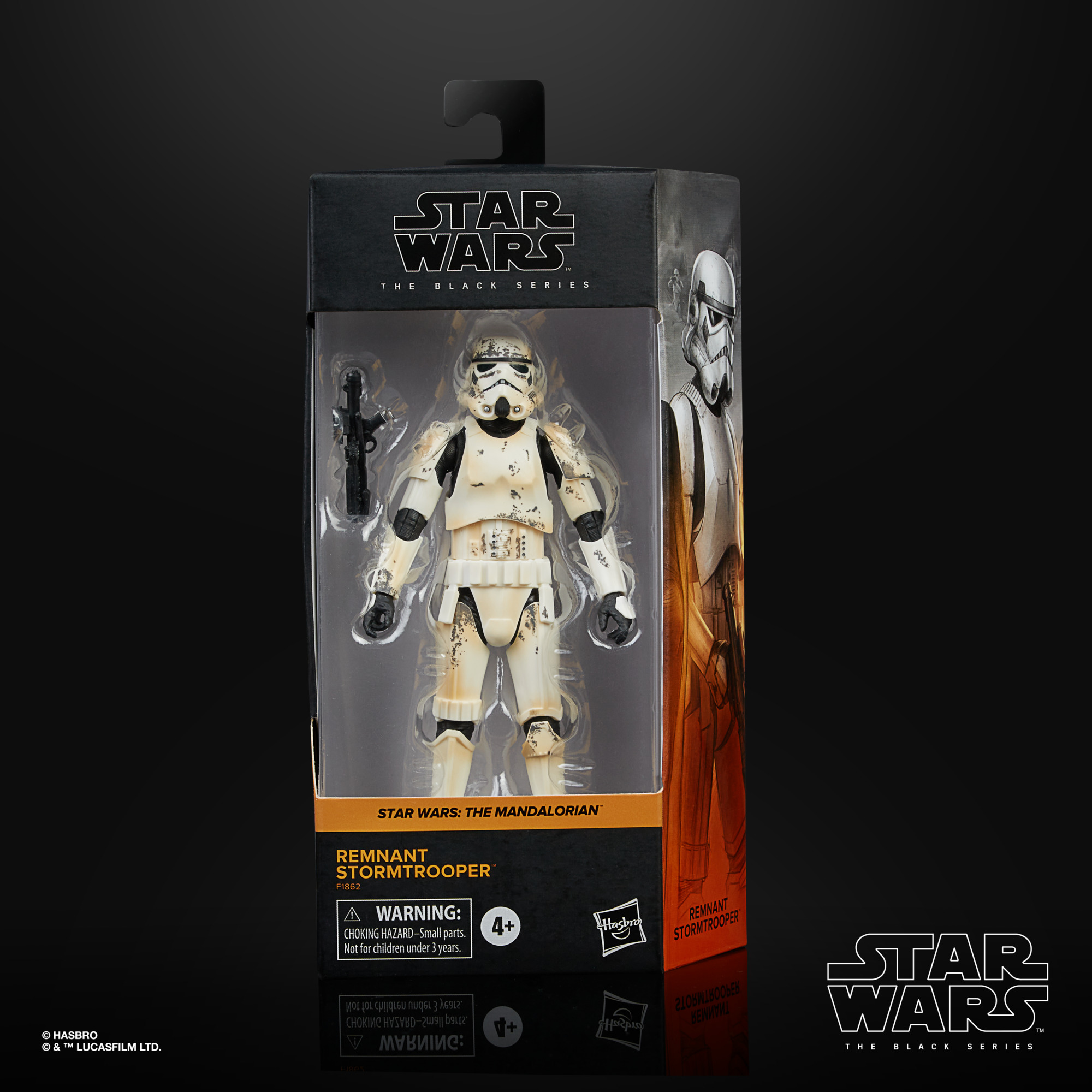 Star Wars The Black Series Remnant Stormtrooper Exclusive Action Figure 15cm HASF1862 5010993813360