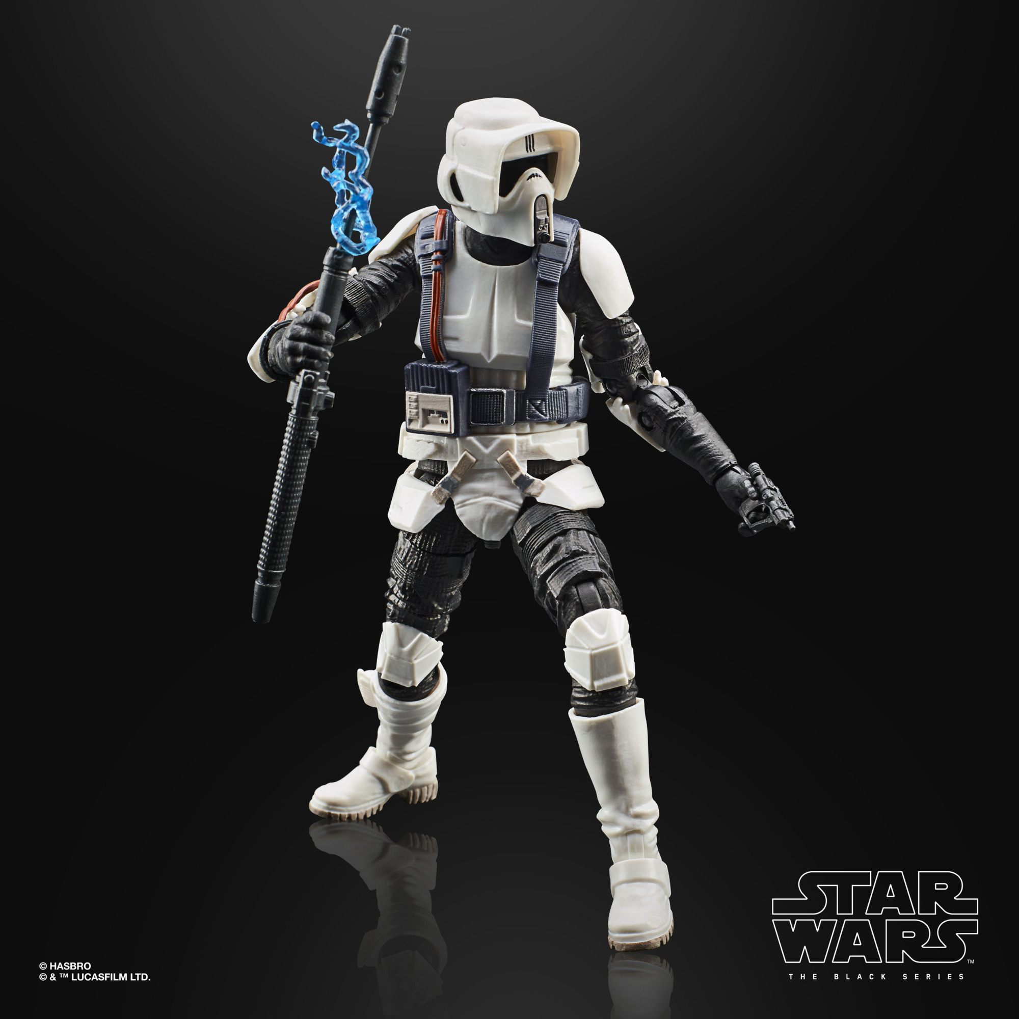 Star Wars The Black Series Gaming Greats Scout Trooper E9994 5010993750191