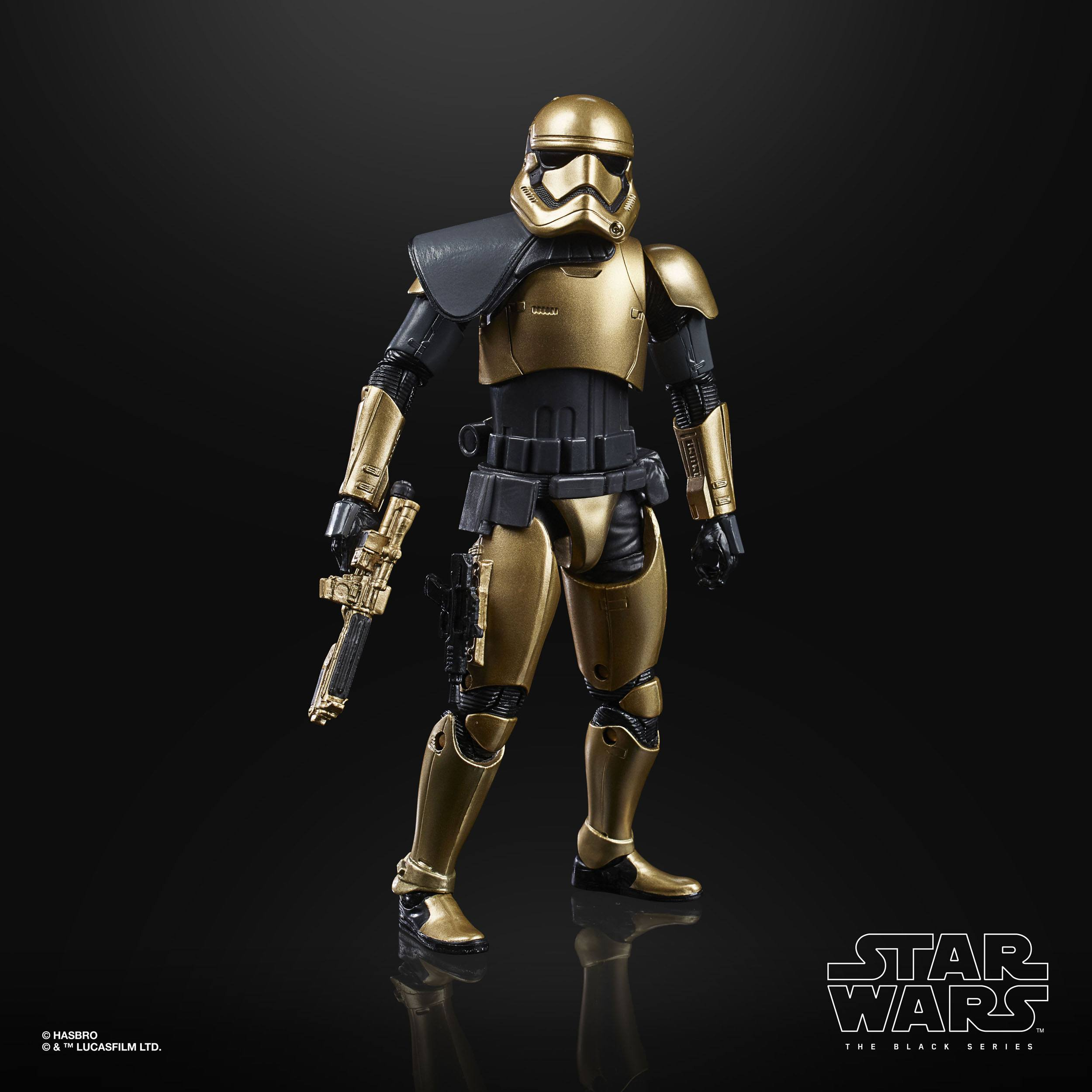 Star Wars Galaxy's Edge Black Series Commander Pyre 15 cm HASF1188 5010993773138