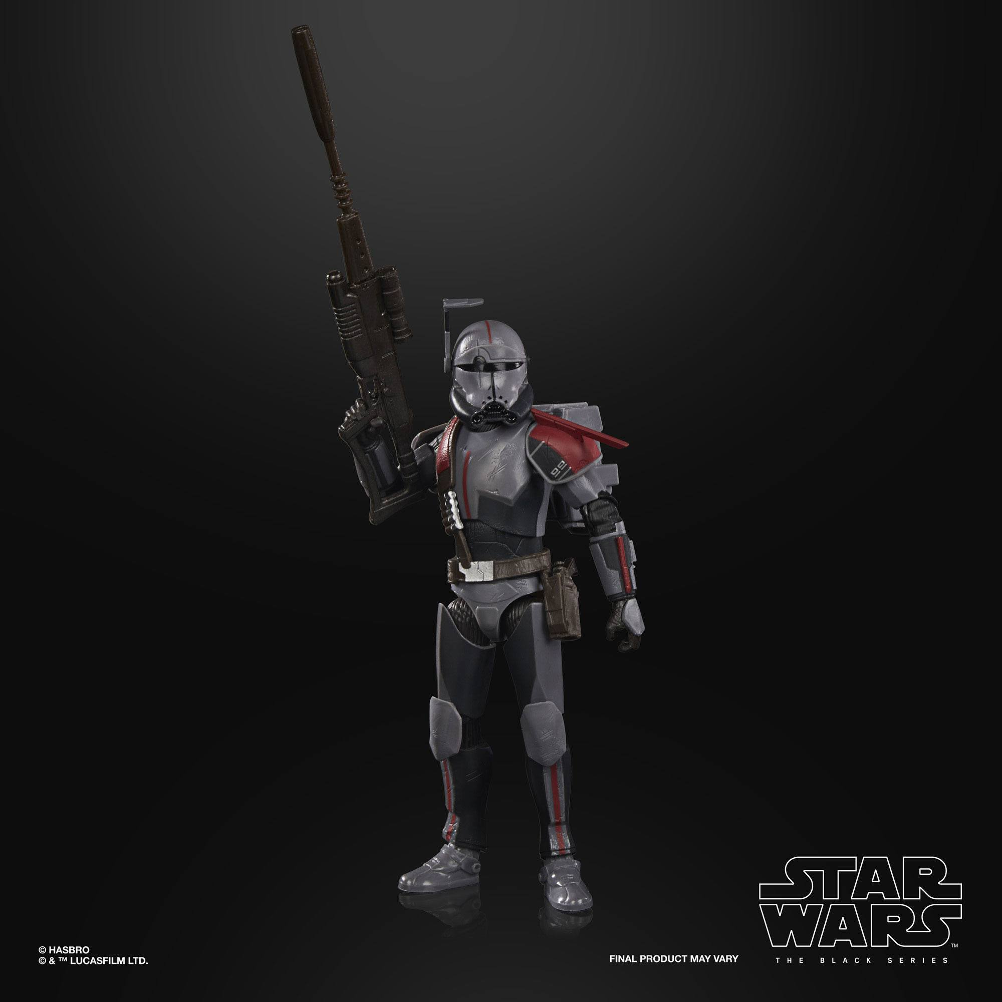 Star Wars The Black Series Bad Batch Crosshair 15cm Actionfigur F1860 5010993813384