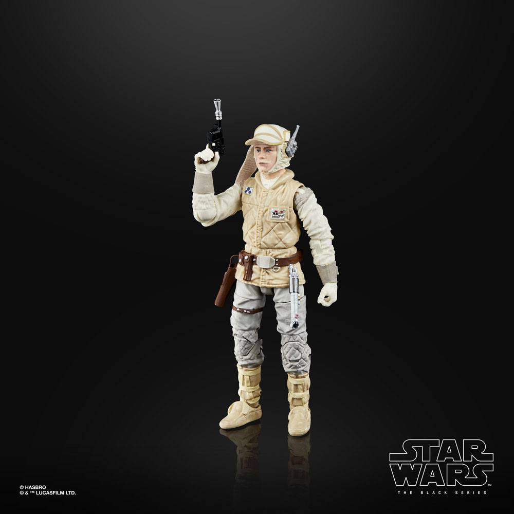 Star Wars Black Series Archive 50th Anniversary Luke Skywalker (Hoth) F1310 5010993813421