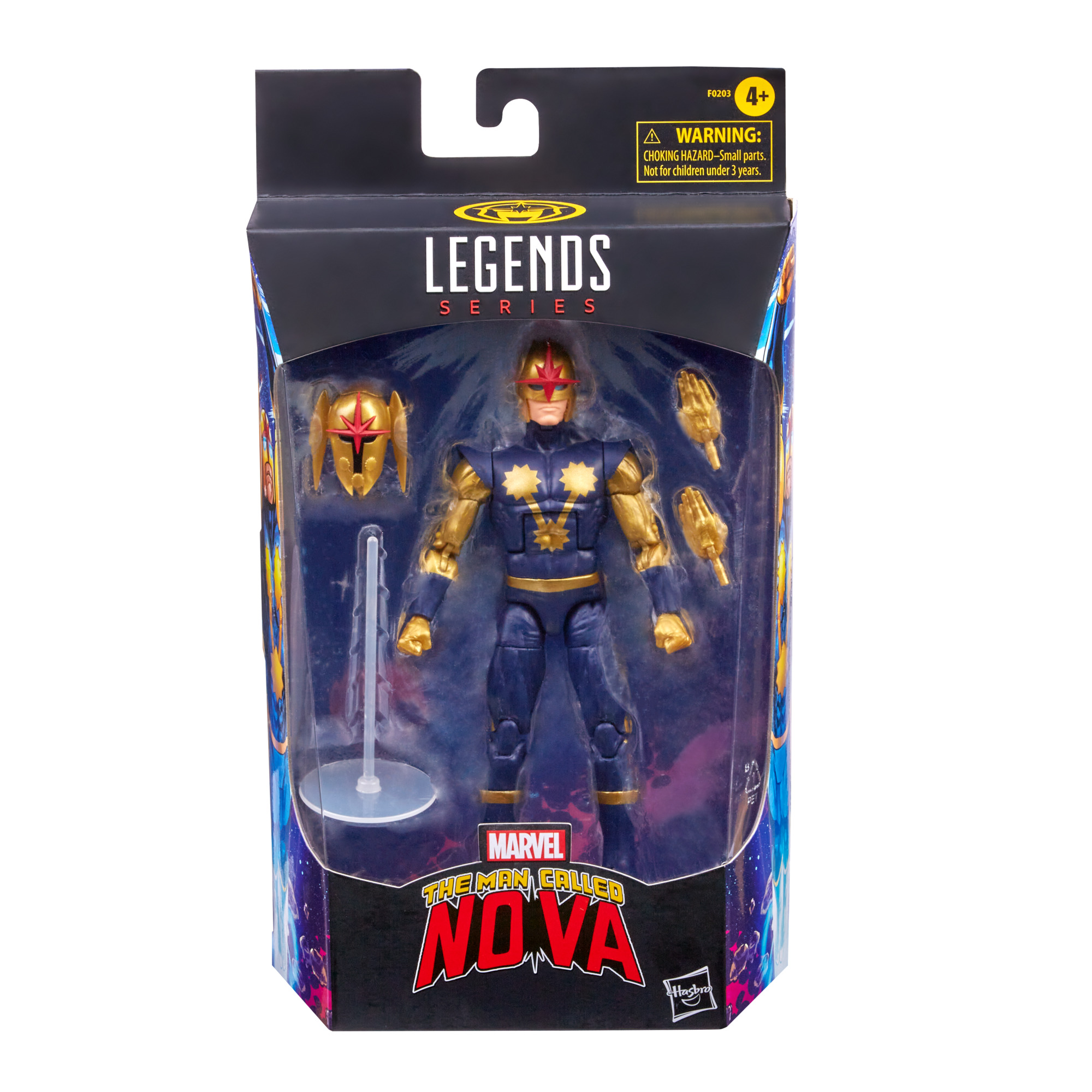 Marvel Legends Collection Marvel's Nova F02035L0 5010993839179