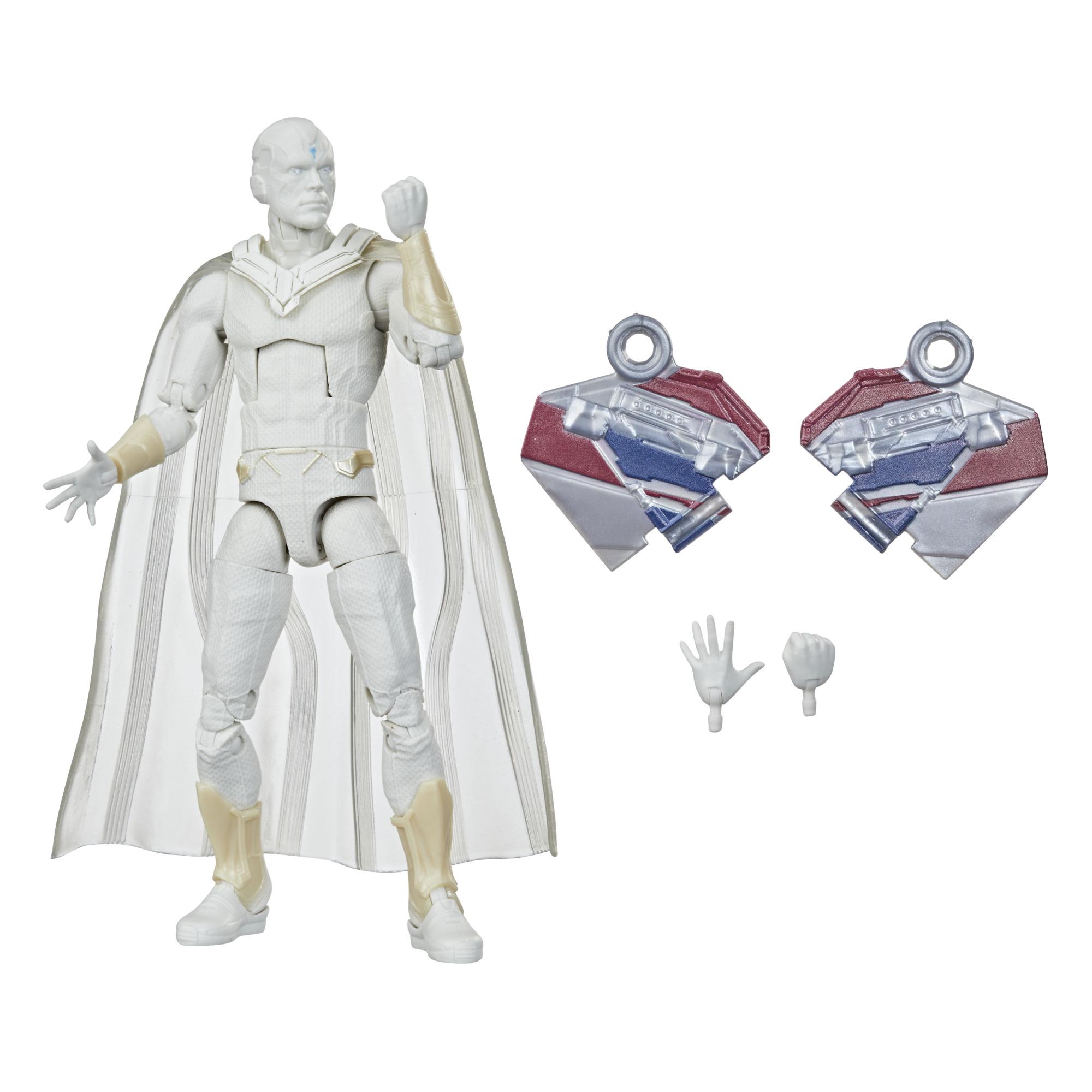Marvel Legends Series Avengers Action Figure Vision Build a Figure F0326 5010993790890