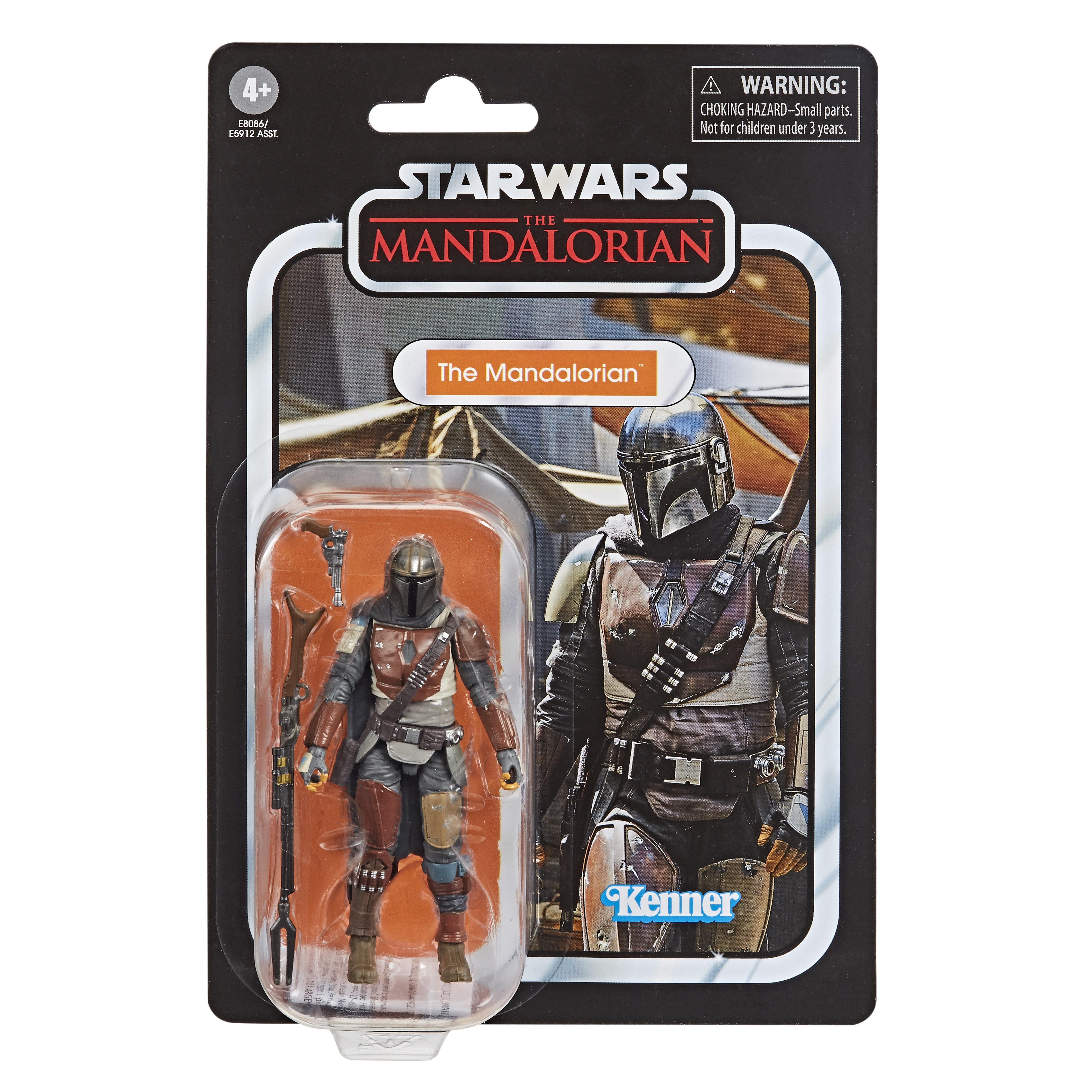 Star Wars The Vintage Collection The Mandalorian Toy Action Figure E8086ES00  5010993694372