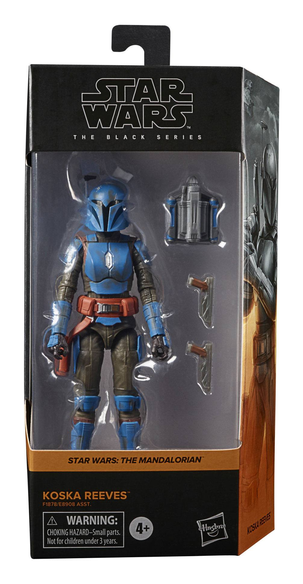 Star Wars Black Series Actionfiguren 15 cm 2021 Wave 3 Sortiment (8) E89085L04 5010993749287