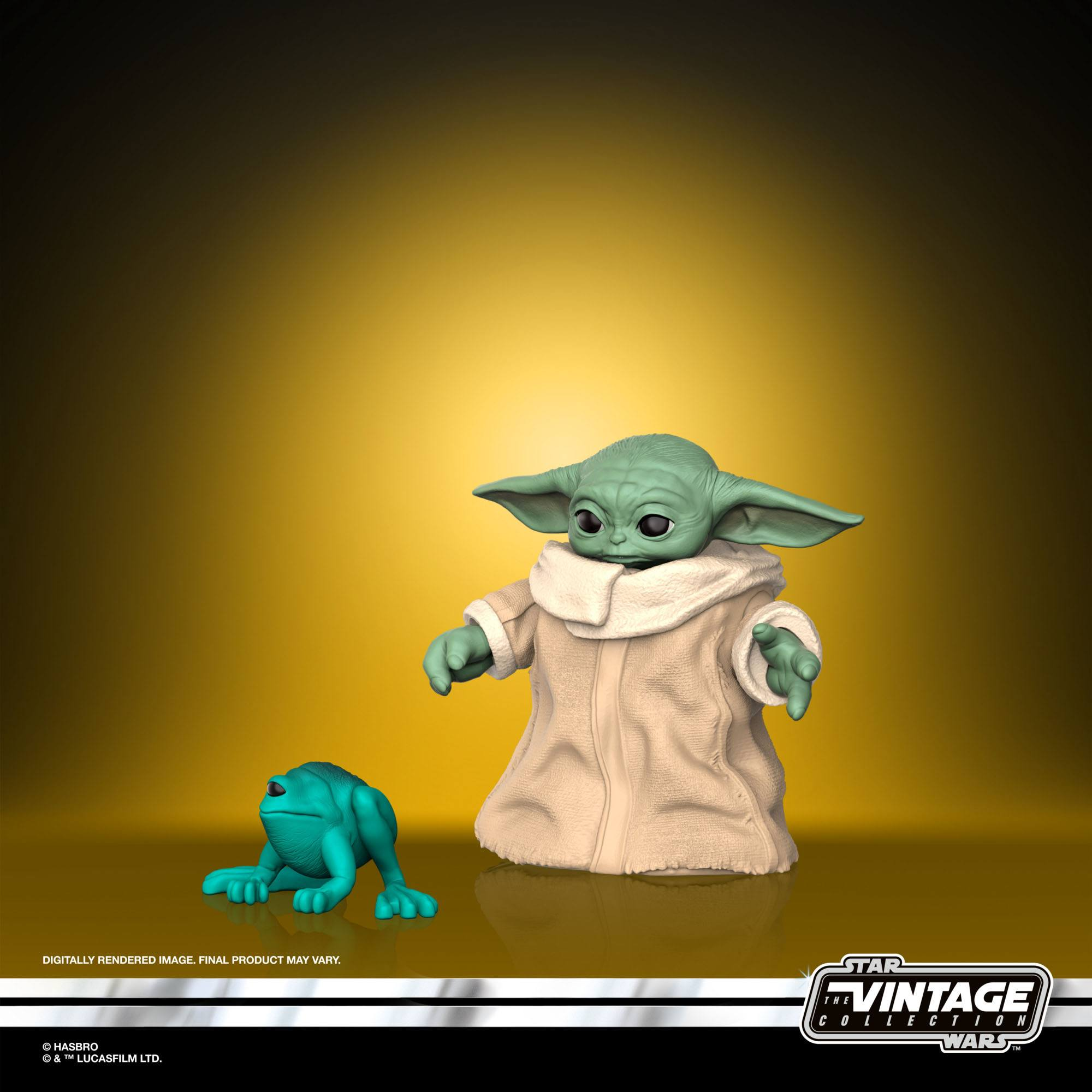 Star Wars The Vintage Collection The Child F19005L00  5010993834310