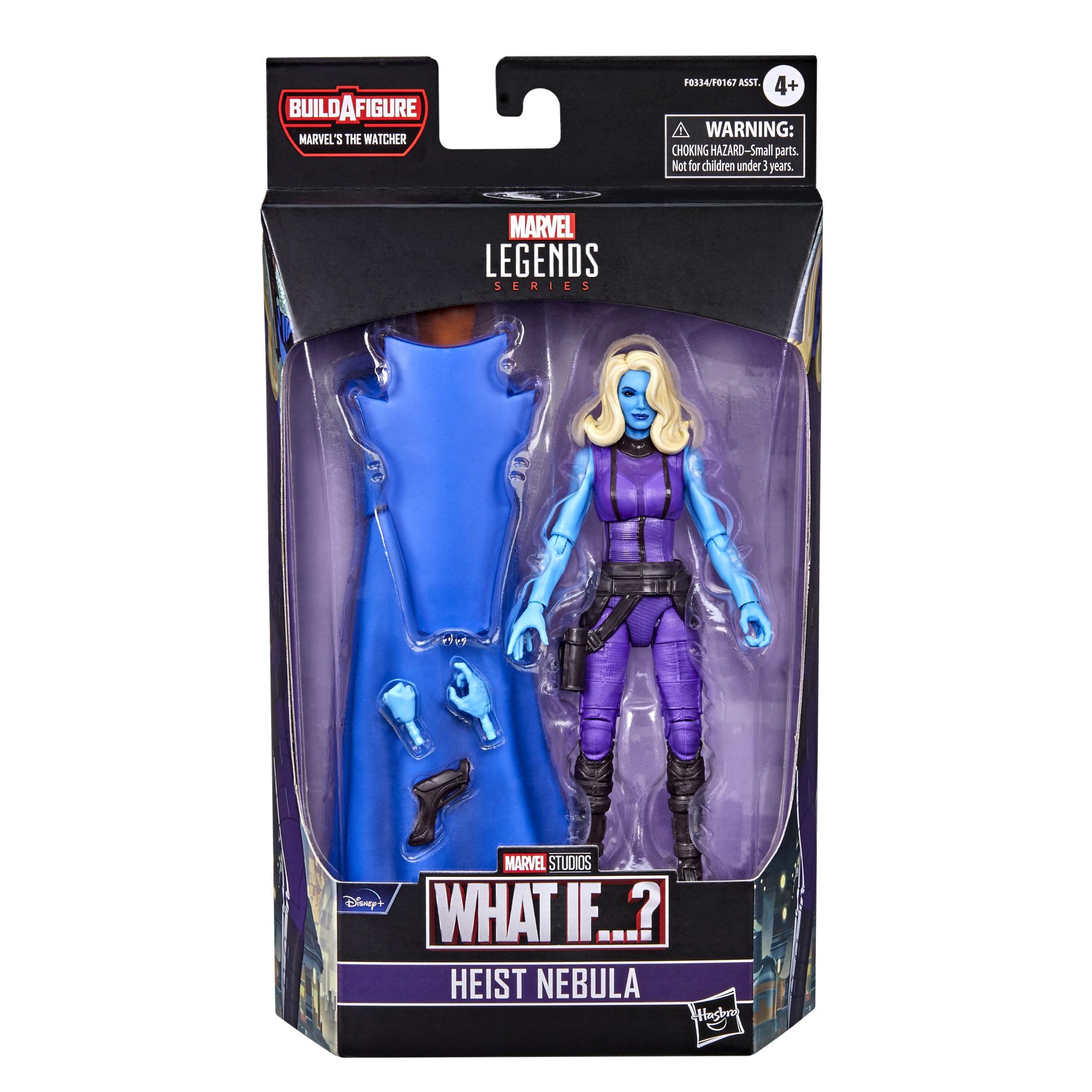 Marvel Legends Series Marvel's Heist Nebula