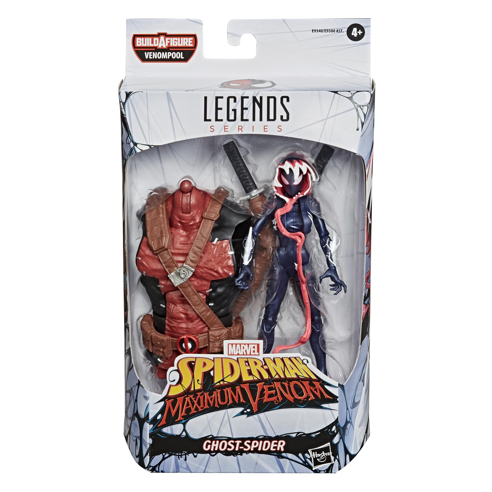 Marvel Legends Series Venom Action Figures Assortment (7) E93005L00 38827
