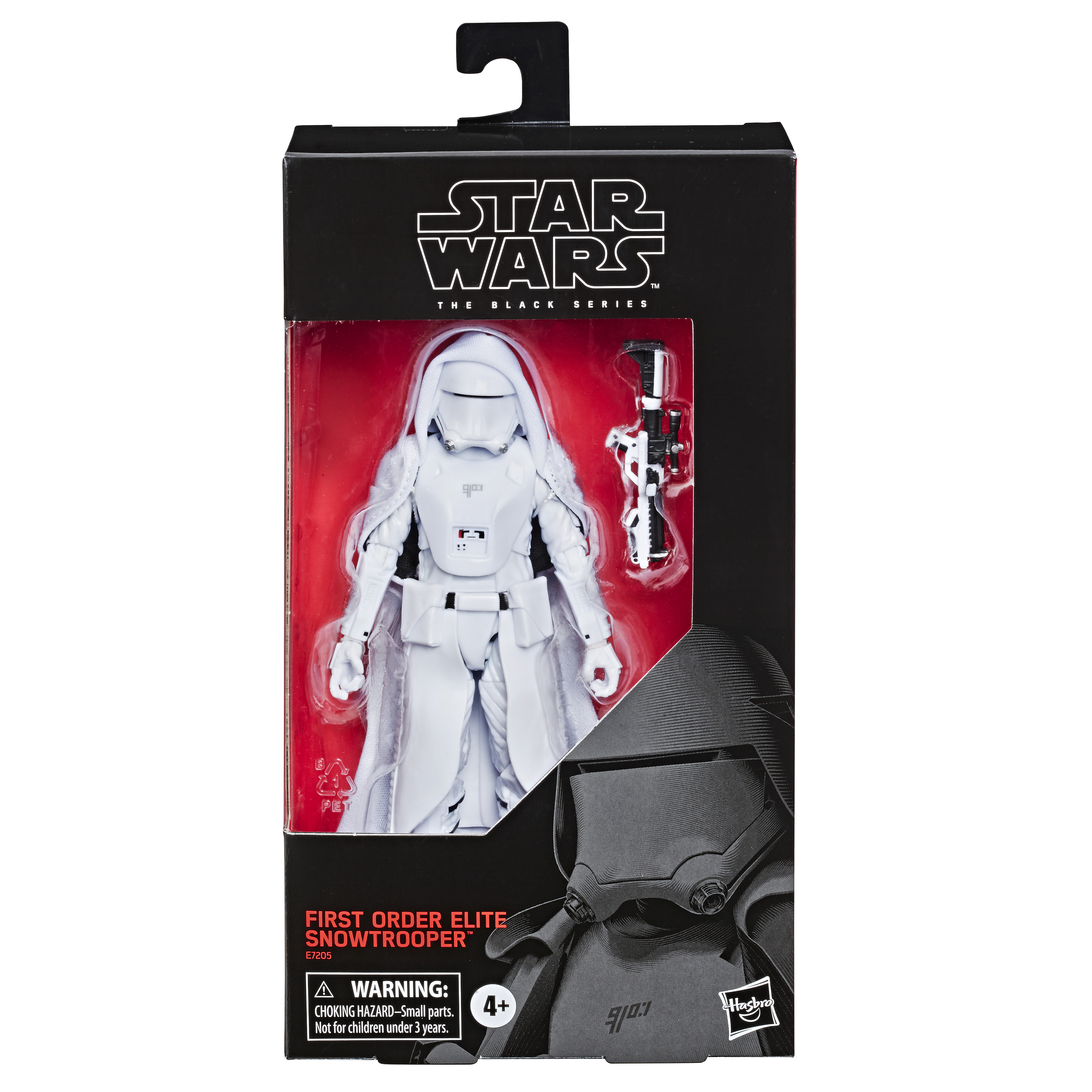 Star Wars Episode IX Black Series Actionfigur First Order Elite Snowtrooper Exclusive 15 cm E7205 5010993663866