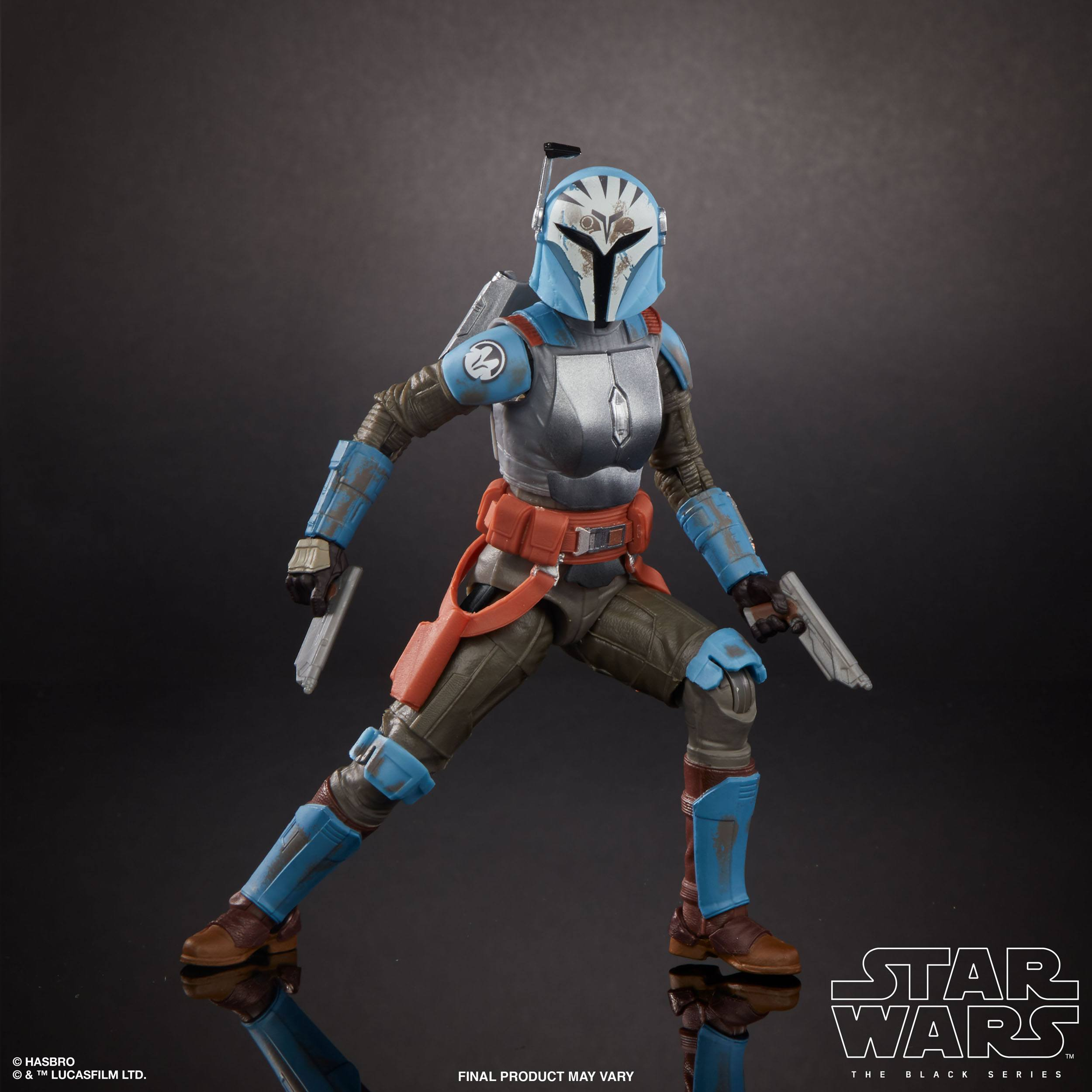 Star Wars The Black Series Bo-Katan Kryze (The Mandalorian) 15cm Actionfigur  F1863 5010993813377