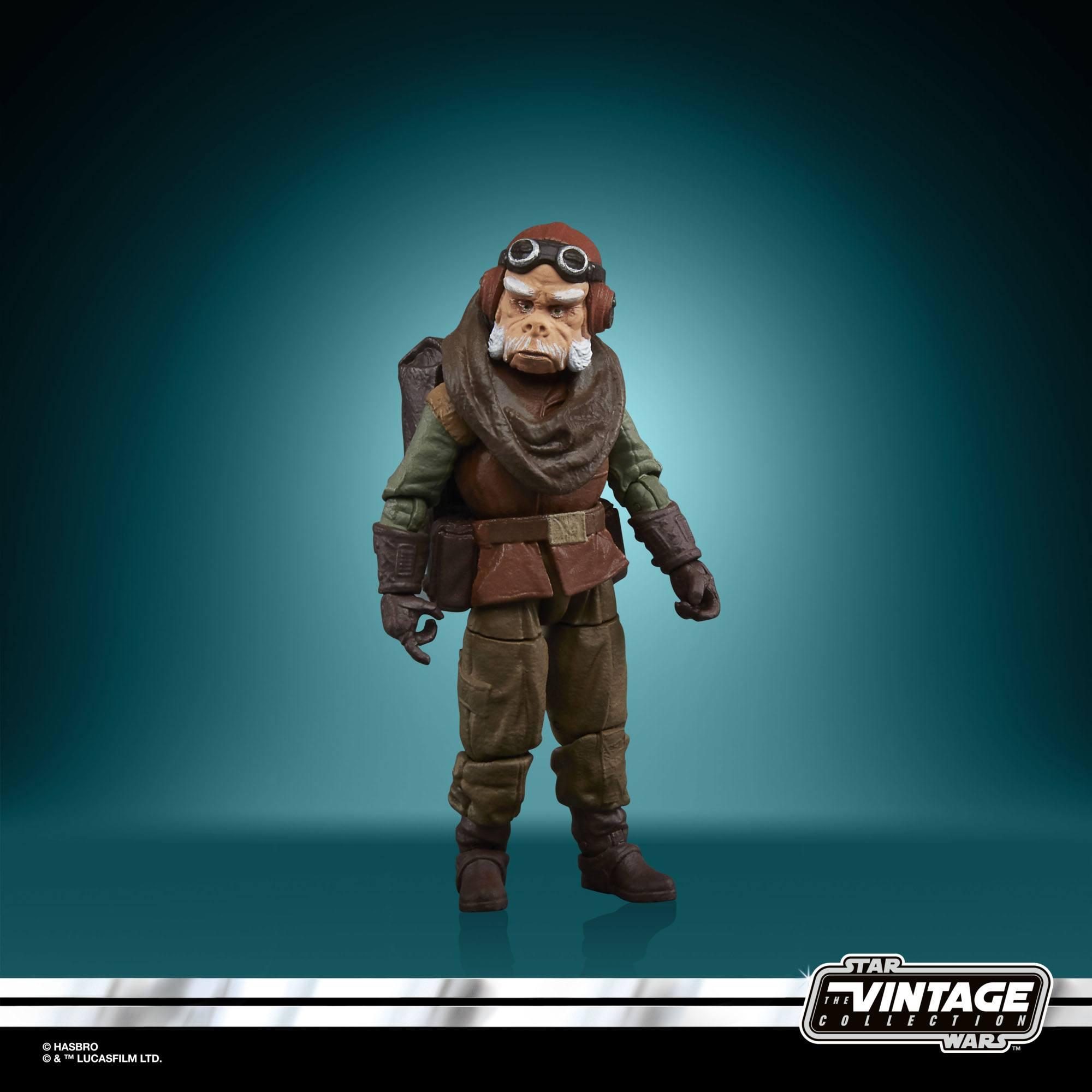 Star Wars The Mandalorian Vintage Collection Actionfigur 2022 Kuiil 10 cm HASF4466 5010993957989