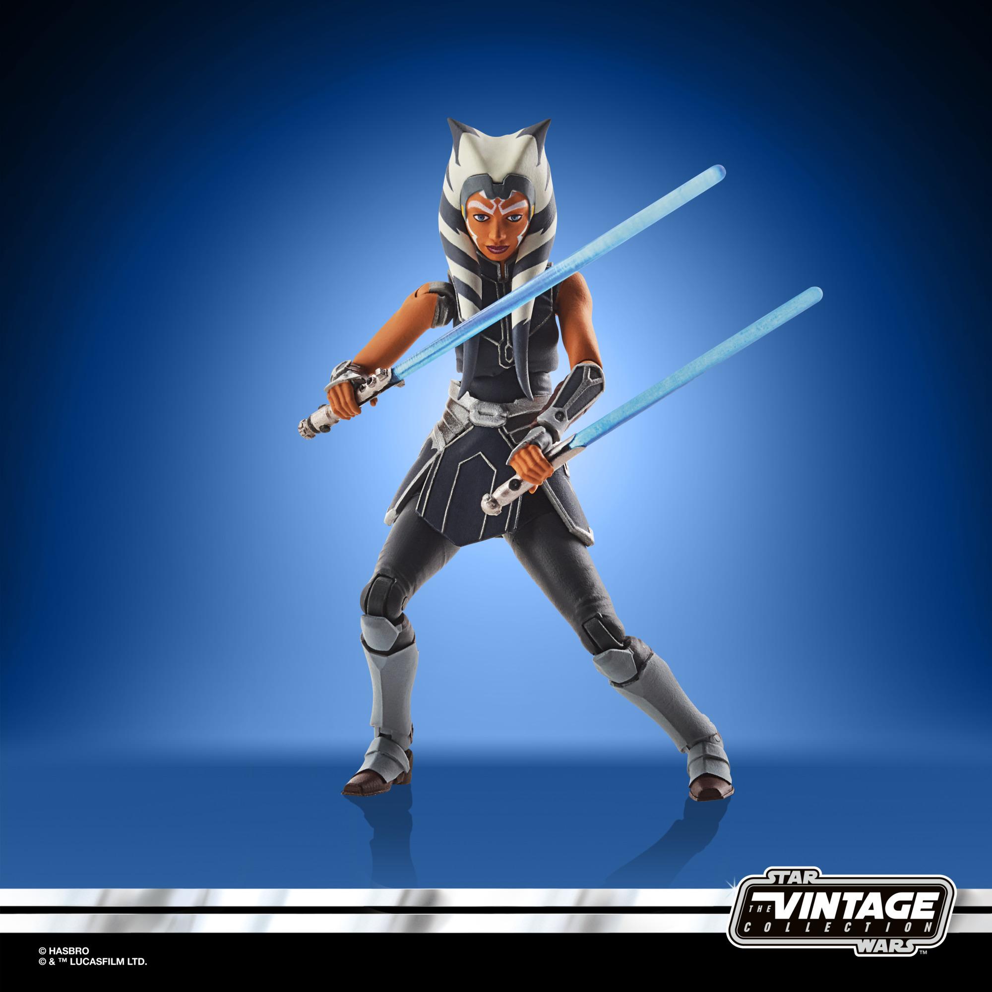Hasbro Star Wars VINTAGE S3 Figures Assortment (4) Wave 7 E77635L05 5010993736898
