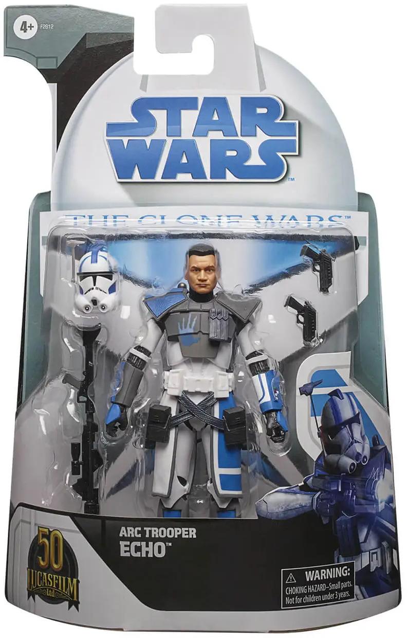 Star Wars The Black Series - Arc Trooper Echo F28125L0 5010993865178