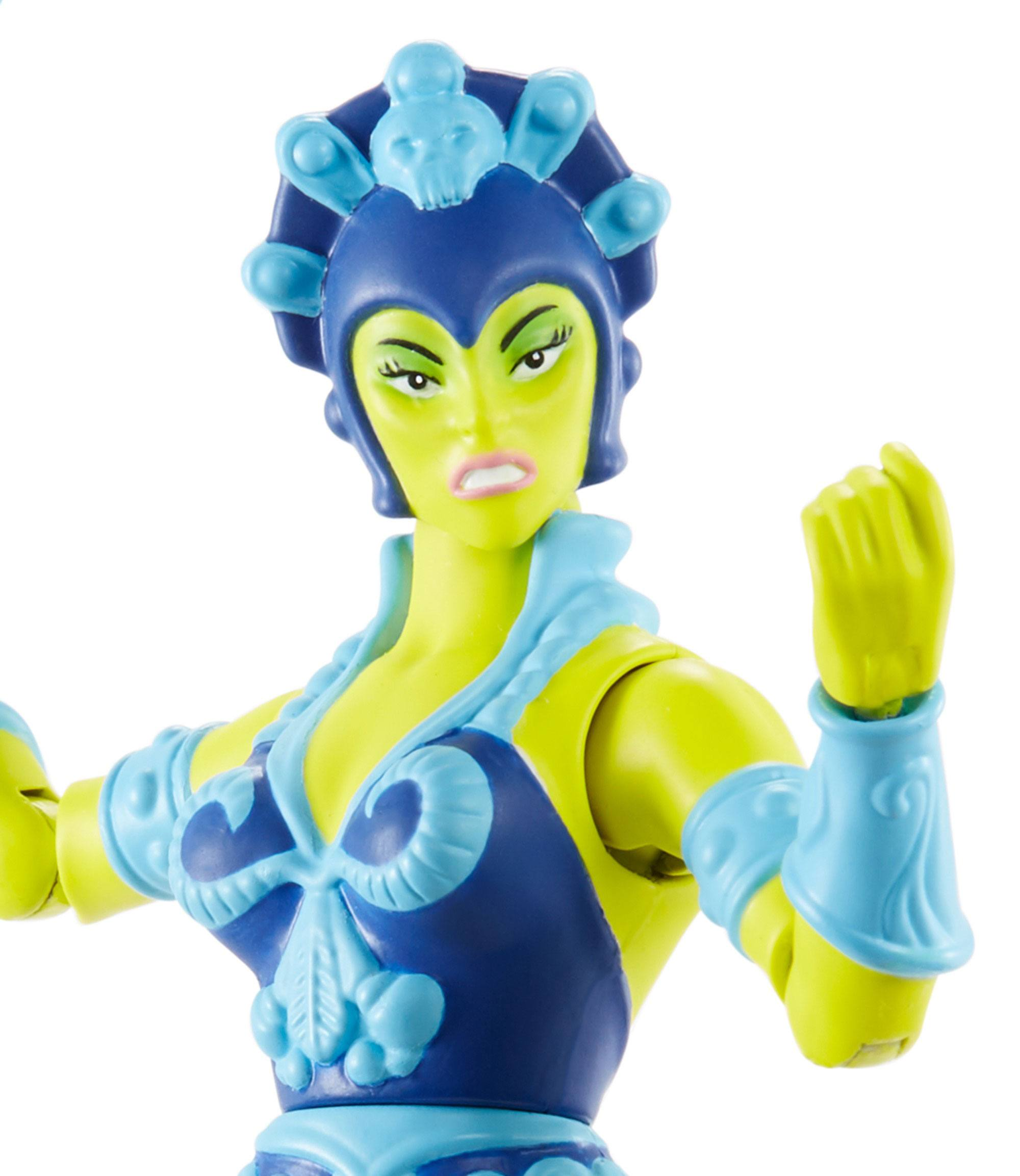 New for 20 Masters of the Universe Origins Actionfigur 2020 Evil-Lyn 14 cm MATTGNN90 0887961875423