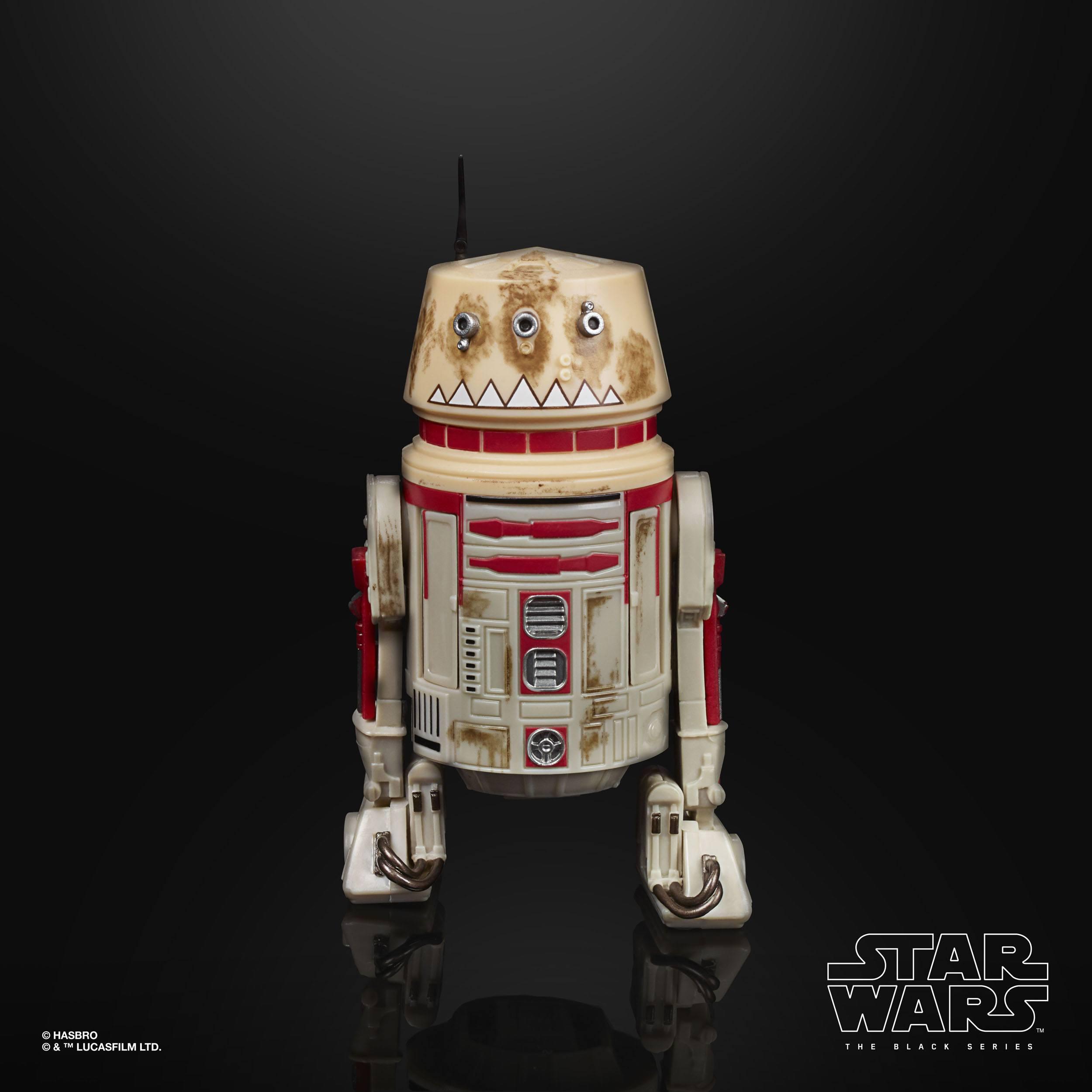 Star Wars Galaxy's Edge Black Series Actionfigur 2020 R5-P8 15 cm HASF1187 5010993773091
