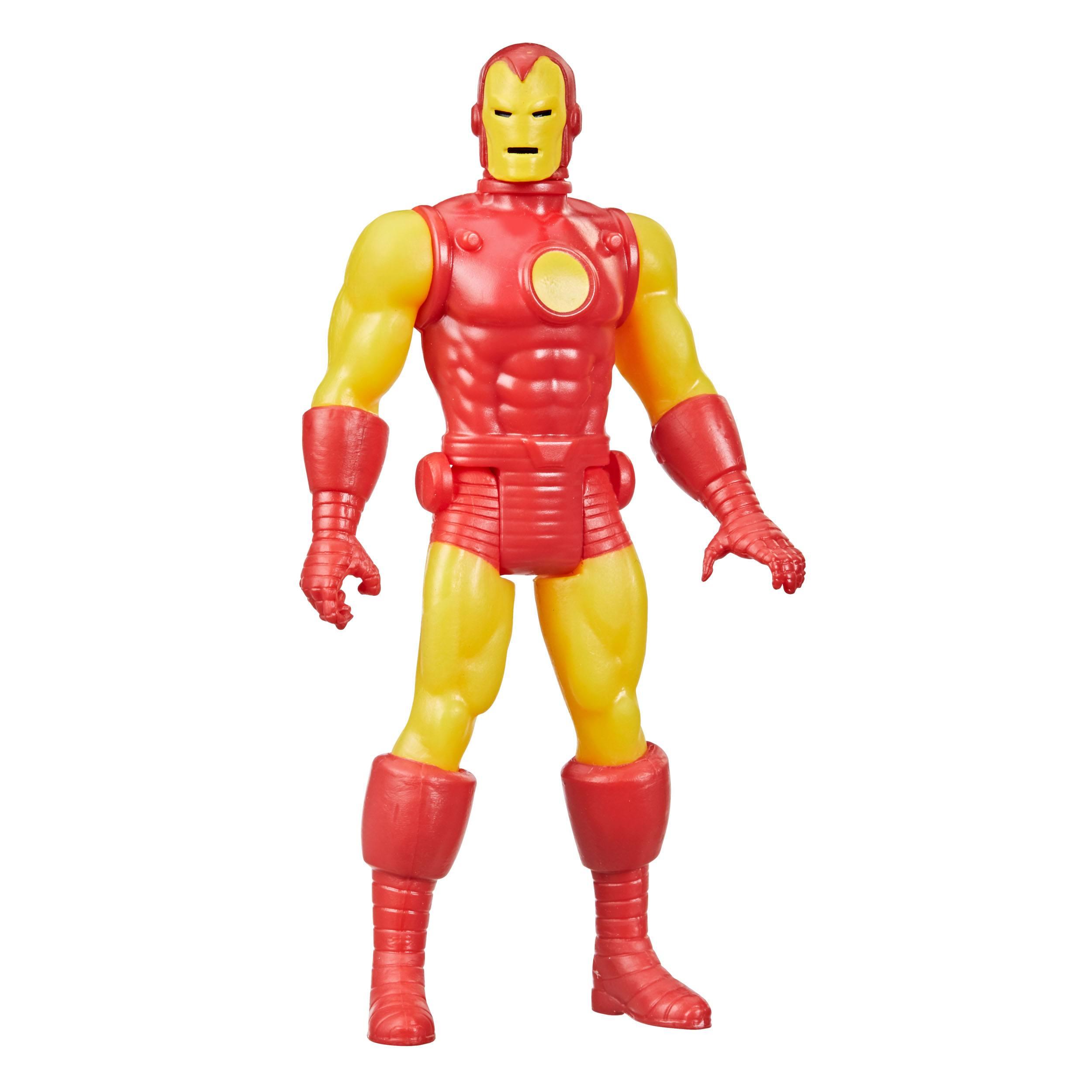 Marvel Legends Retro 375 Collection Iron Man F2656