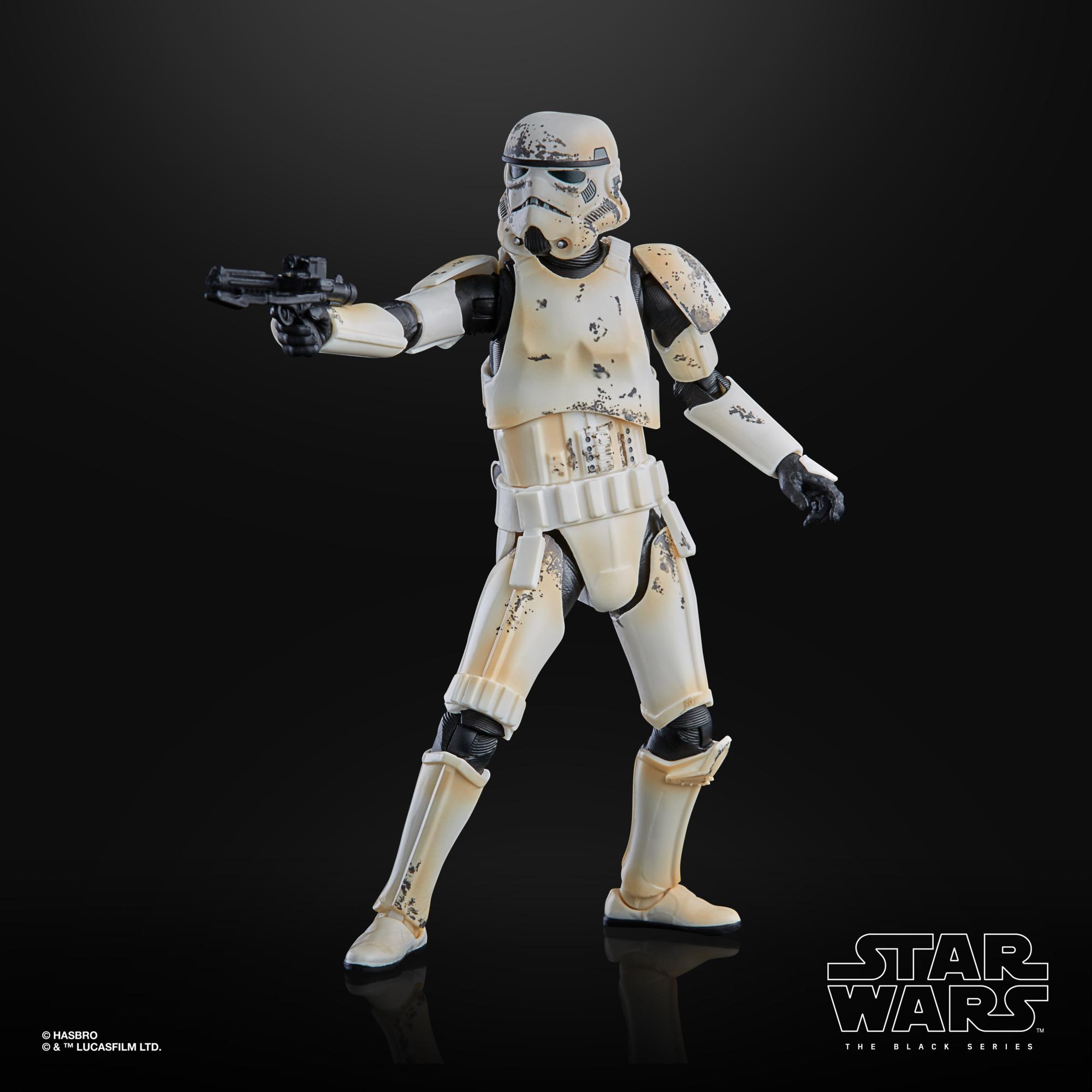 Star Wars The Black Series Remnant Stormtrooper Exclusive Action Figure 15cm HASF1862 5010993813360