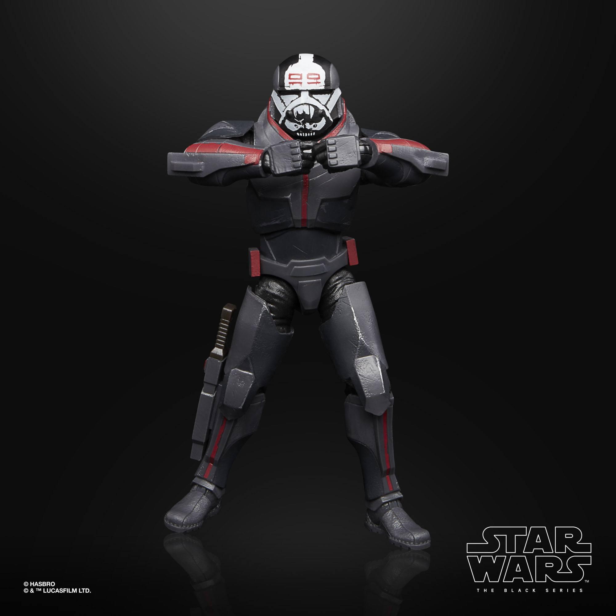 Star Wars The Black Series Bad Batch Wrecker 15cm Actionfigur F06305L00 5010993873739
