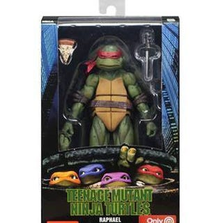 Teenage Mutant Ninja Turtles - Raphael Action Figures 18cm - Preorder März 2021  634482540756