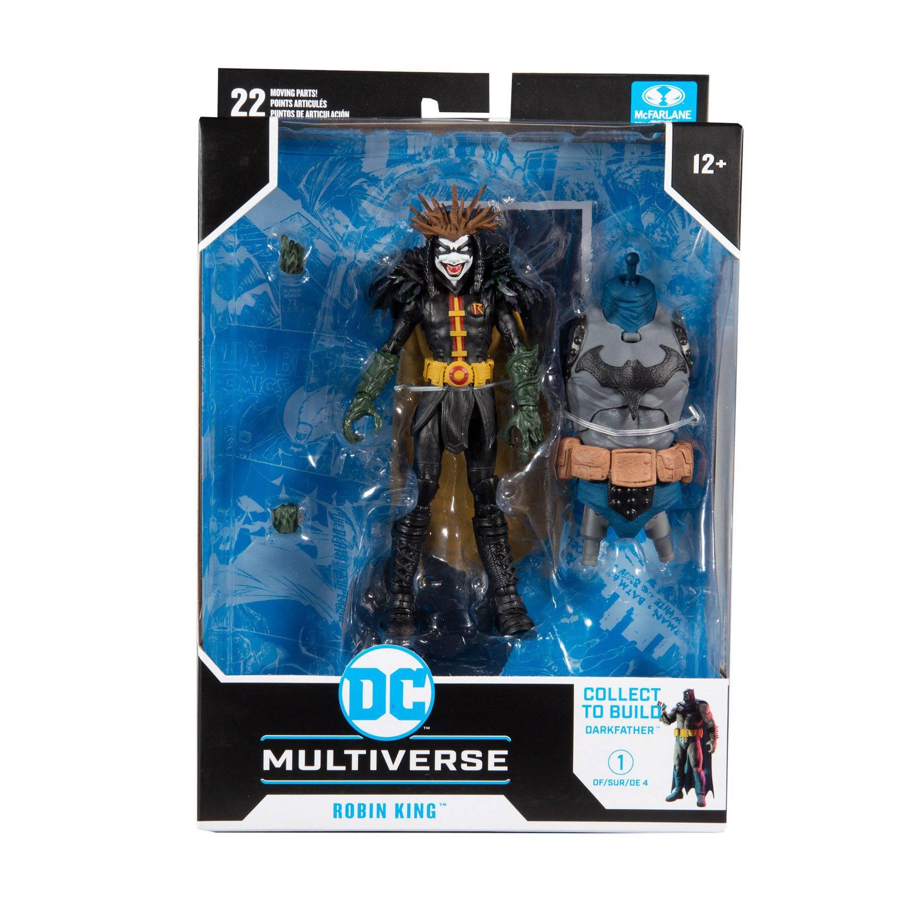 DC Multiverse Build A Actionfigur Robin King 18 cm MCF15419-1 787926154191