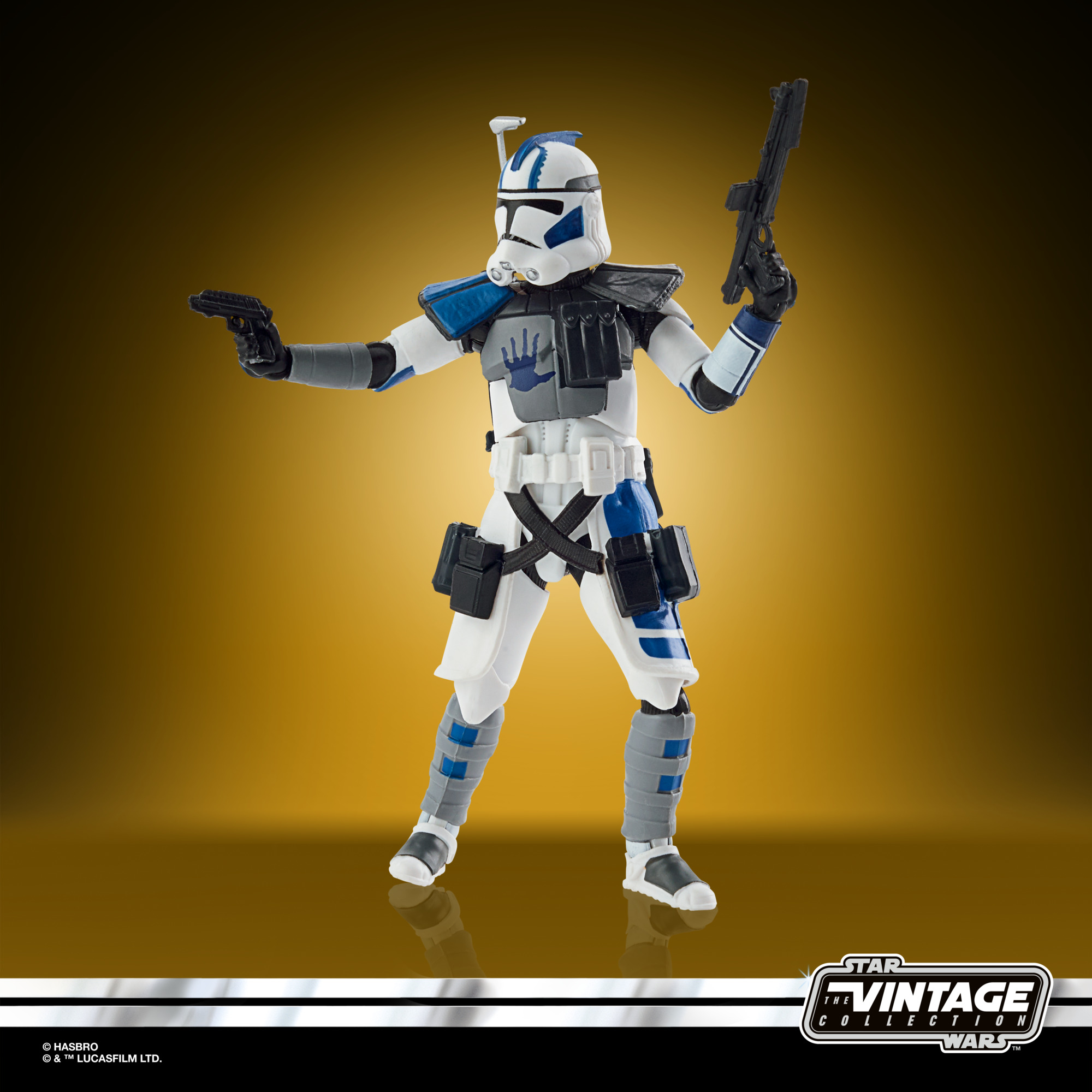 Star Wars The Tintage Collection ARC Trooper Echo F1895 5010993834396