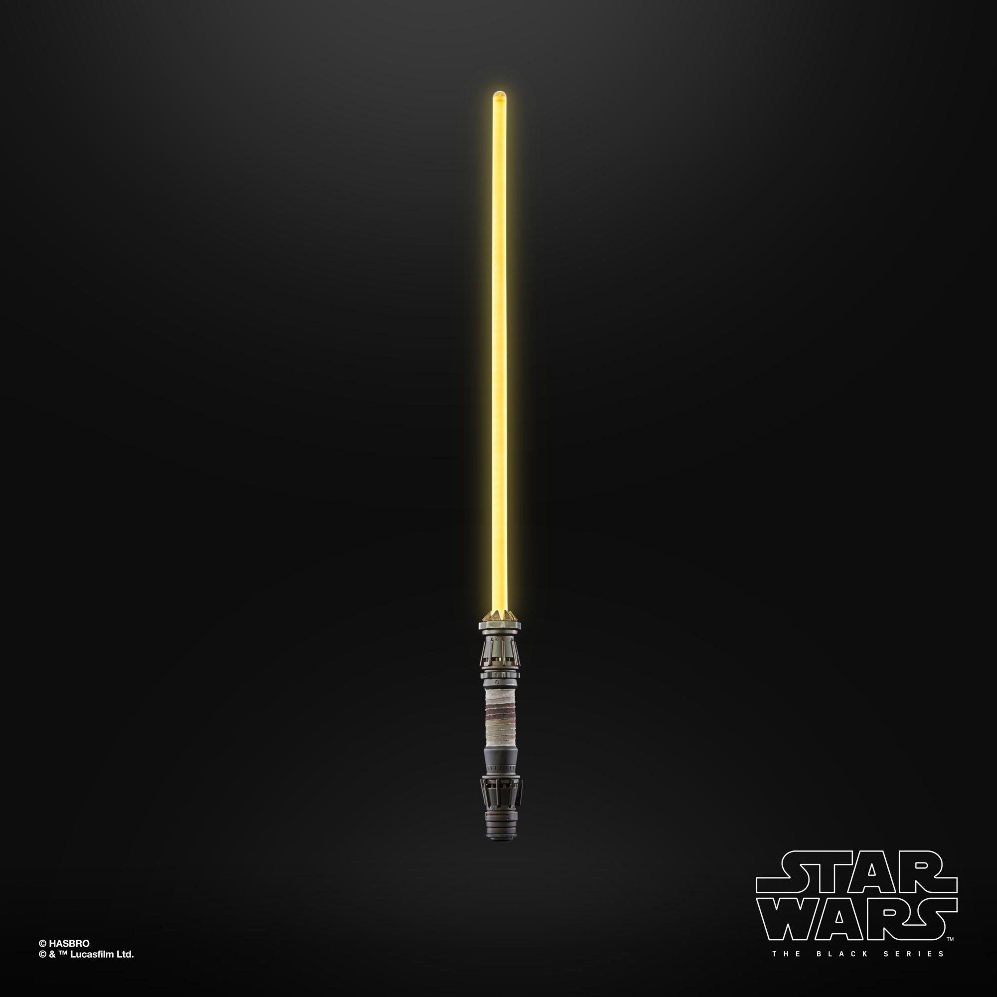 Star Wars The Black Series Rey Skywalker Force FX Elite Lightsaber F20145L00