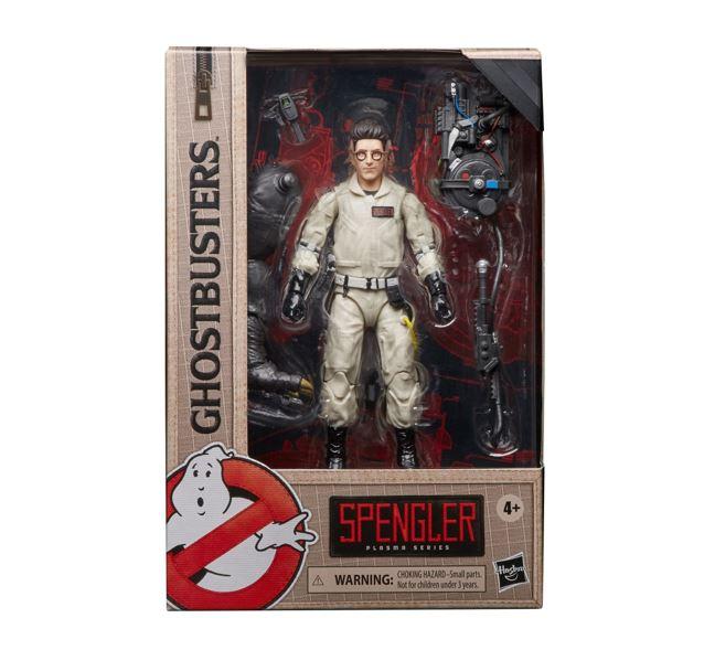 Ghostbusters Plasma Series Figure Spengler 15cm E9794  5010993689088