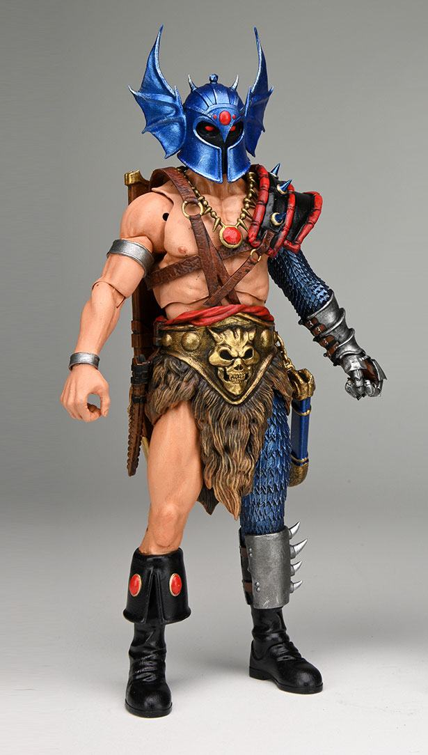 """Dungeons & Dragons - 7"""" Scale Action Figure - Ultimate Warduke NECA52271 634482522714"""