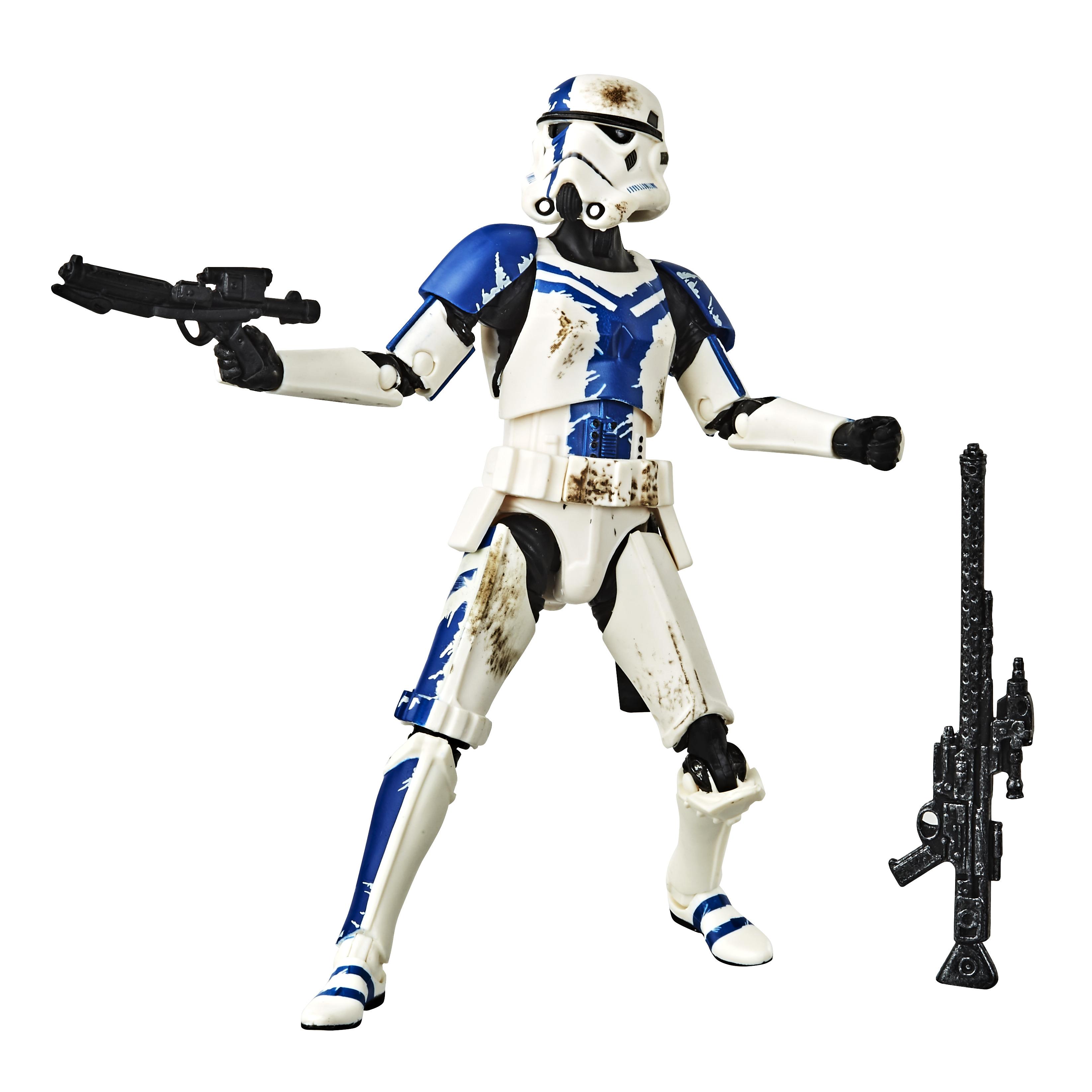 "Star Wars The Black Series Stormtrooper Commander Action Figure 6"" Reihe E9497 5010993689552"