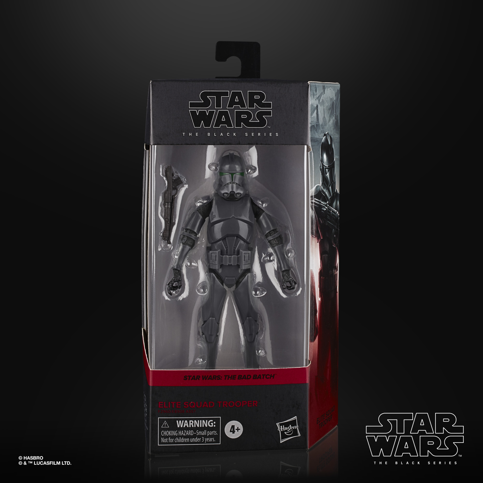 Star Wars The Black Series Bad Batch Elite Squad Trooper 15cm Actionfigur  F2960 5010993836932
