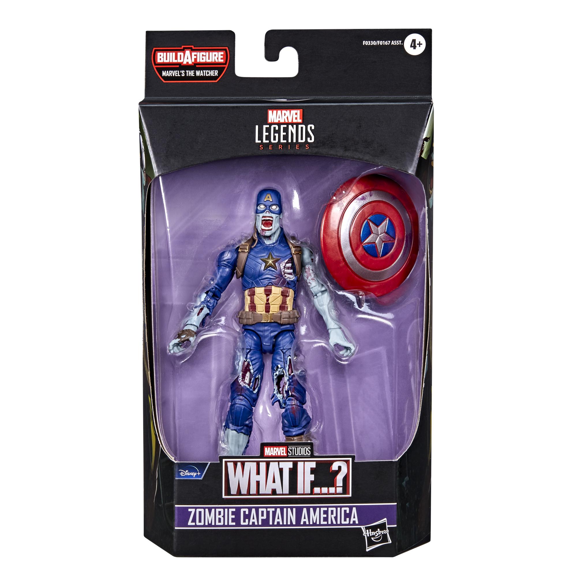 Marvel Legends Series Marvel's Zombie Captain America