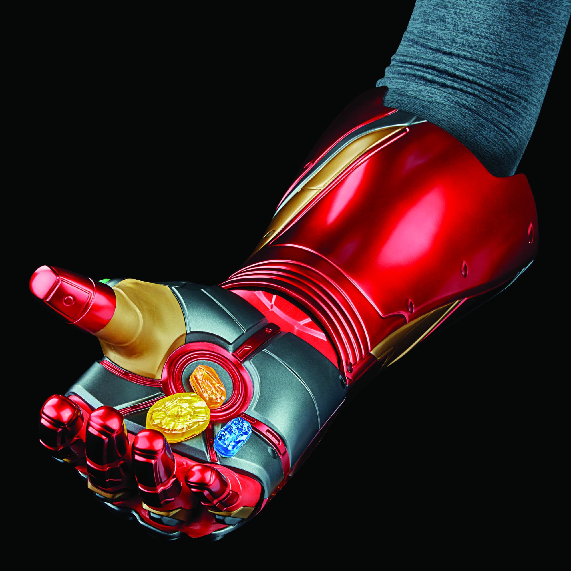 Marvel Legends Series Iron Man Nano Gauntlet F01965L00 5010993842032