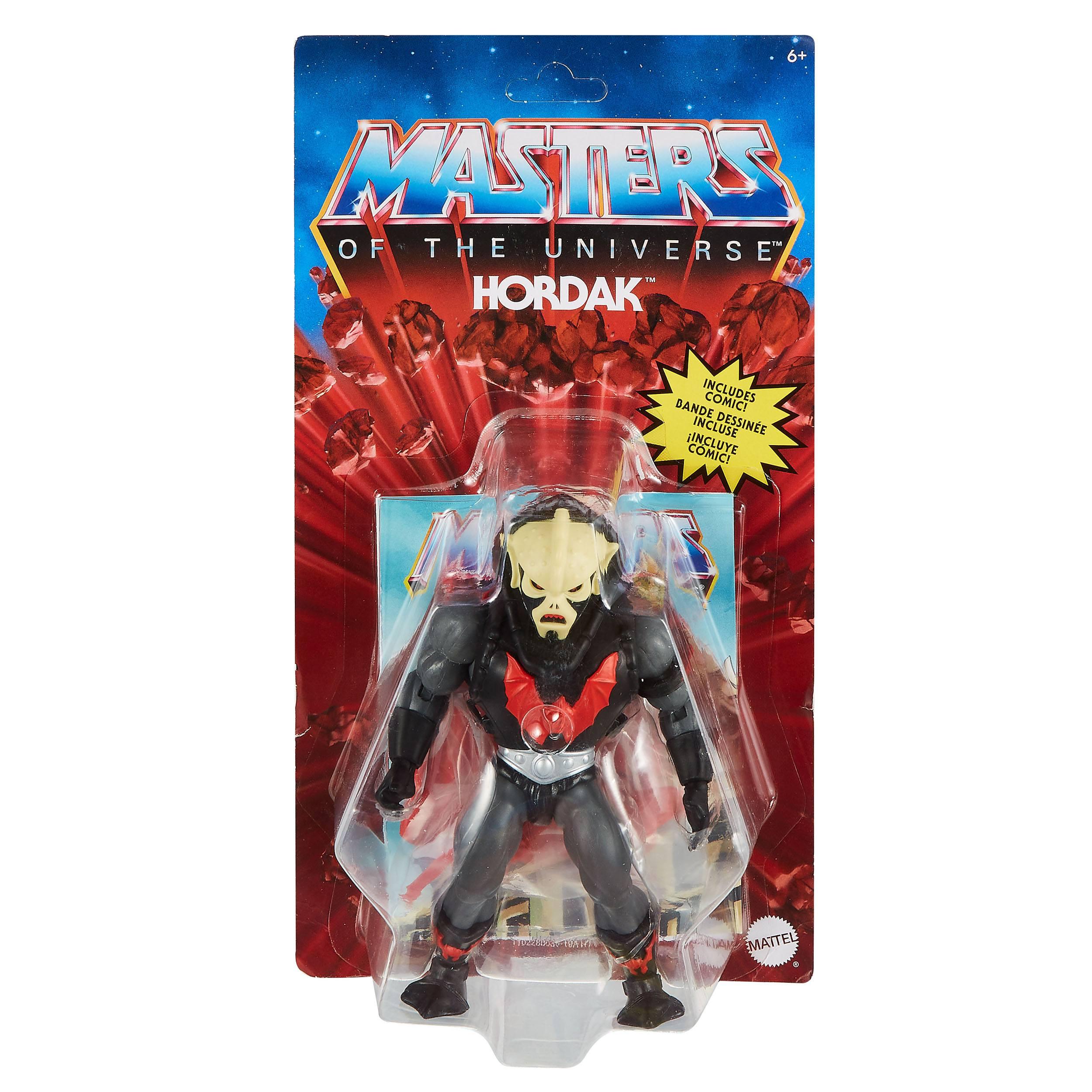 Masters of the Universe Origins Actionfigur 2021 Hordak 14 cm MATTGVW64 887961934137