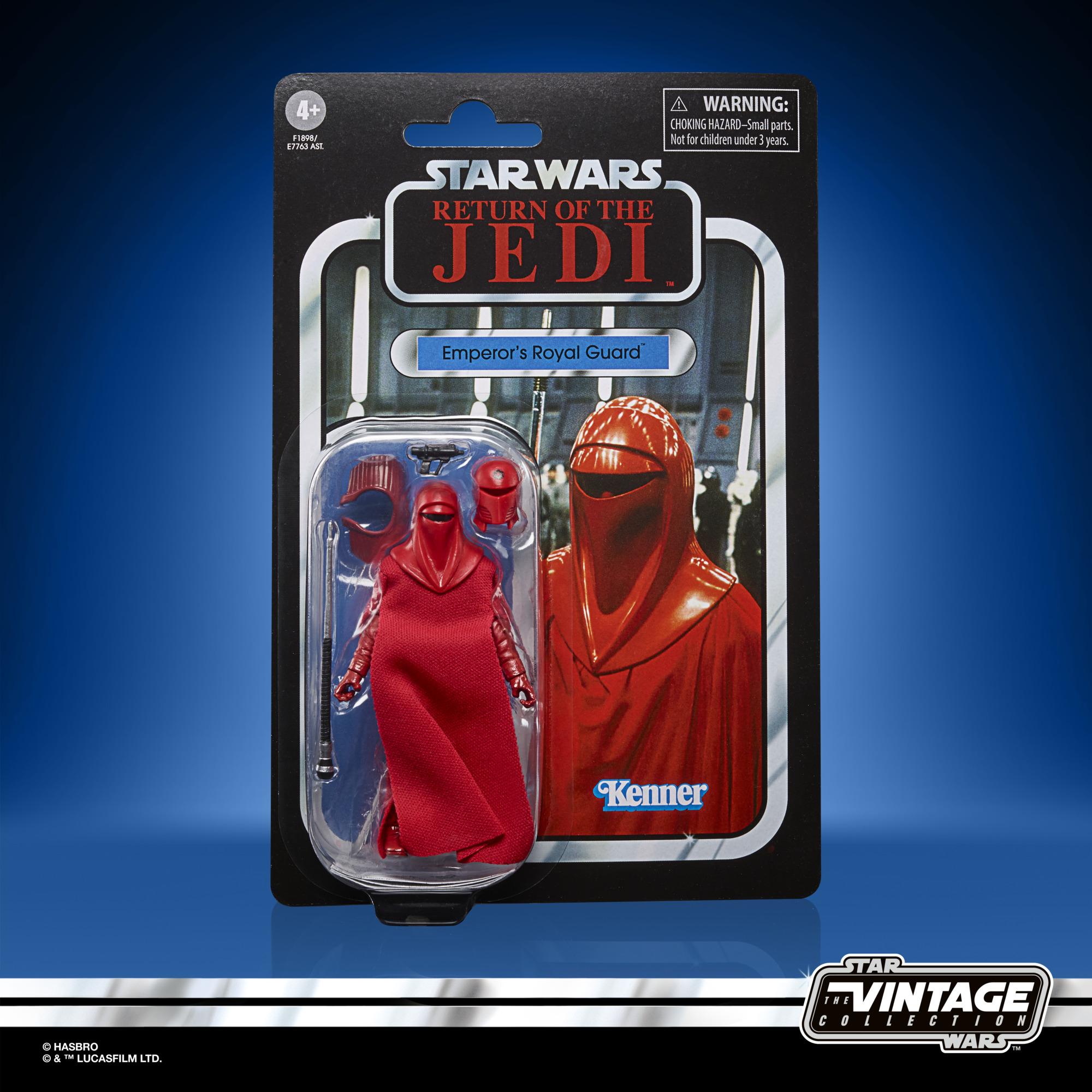 Star Wars The Vintage Collection S3 Figures Assortment (4) Wave 8 E77635L07 E77635L07 5010993736898